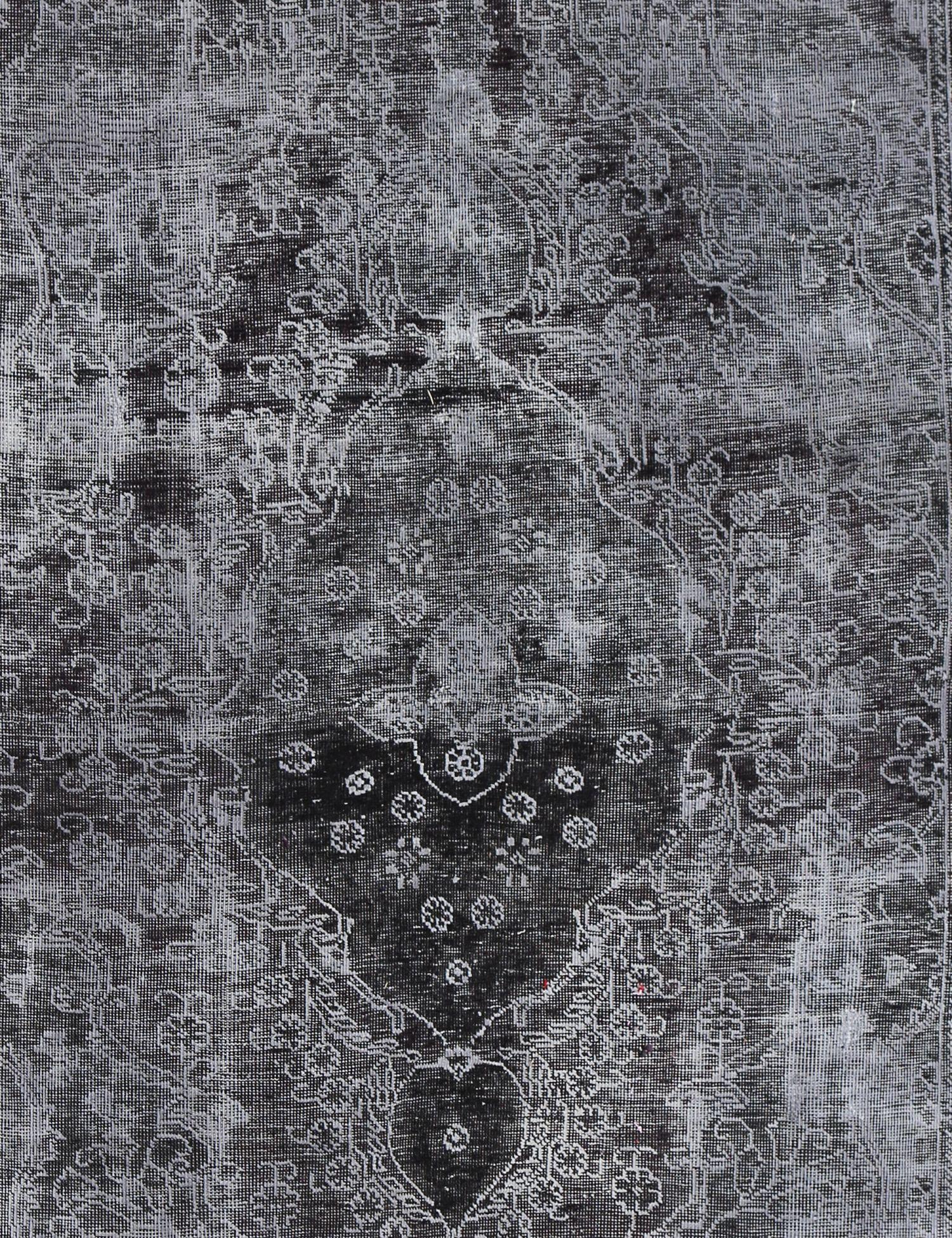 Tappeto Vintage  nero <br/>256 x 200 cm