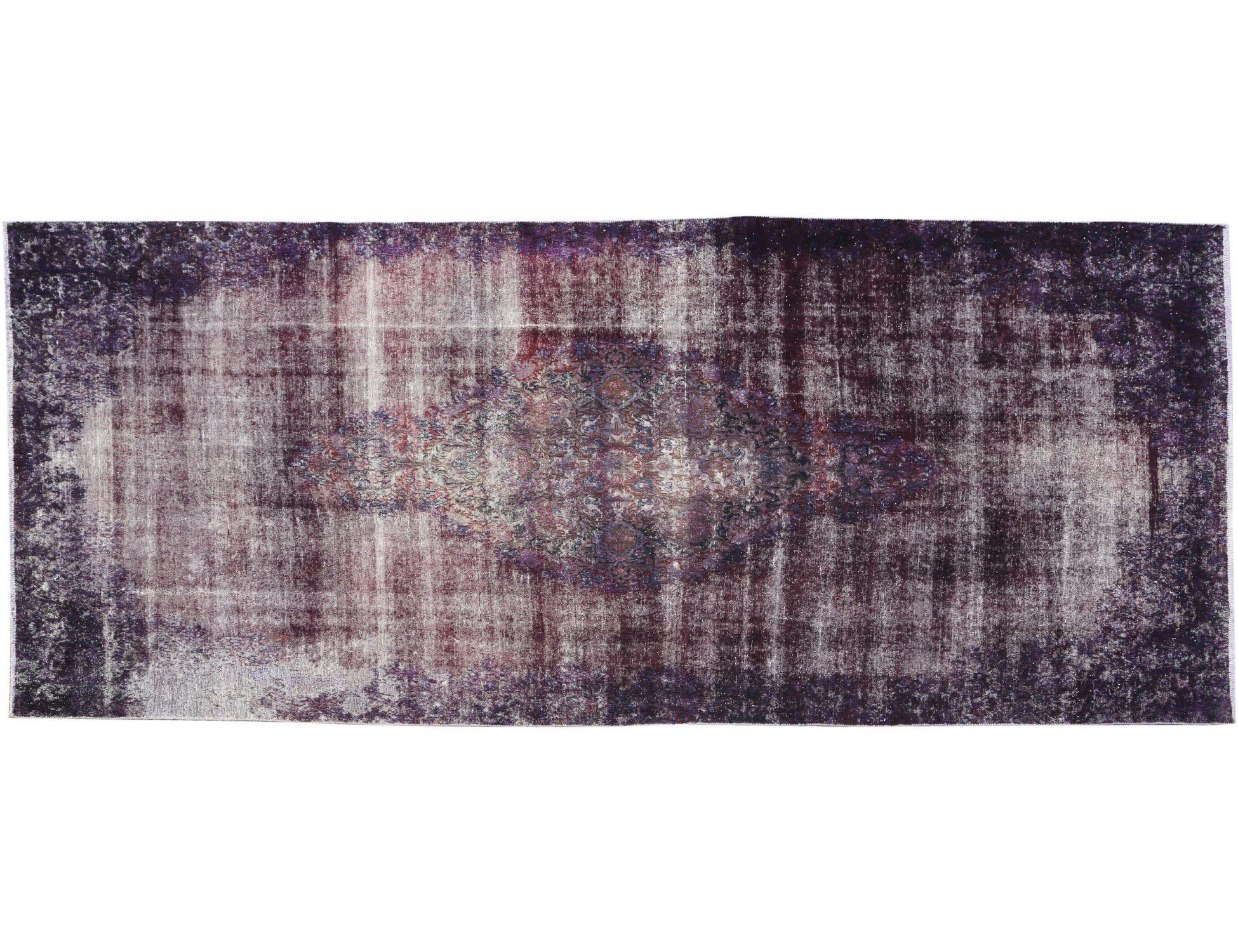 Tappeto Vintage  viola <br/>386 x 198 cm