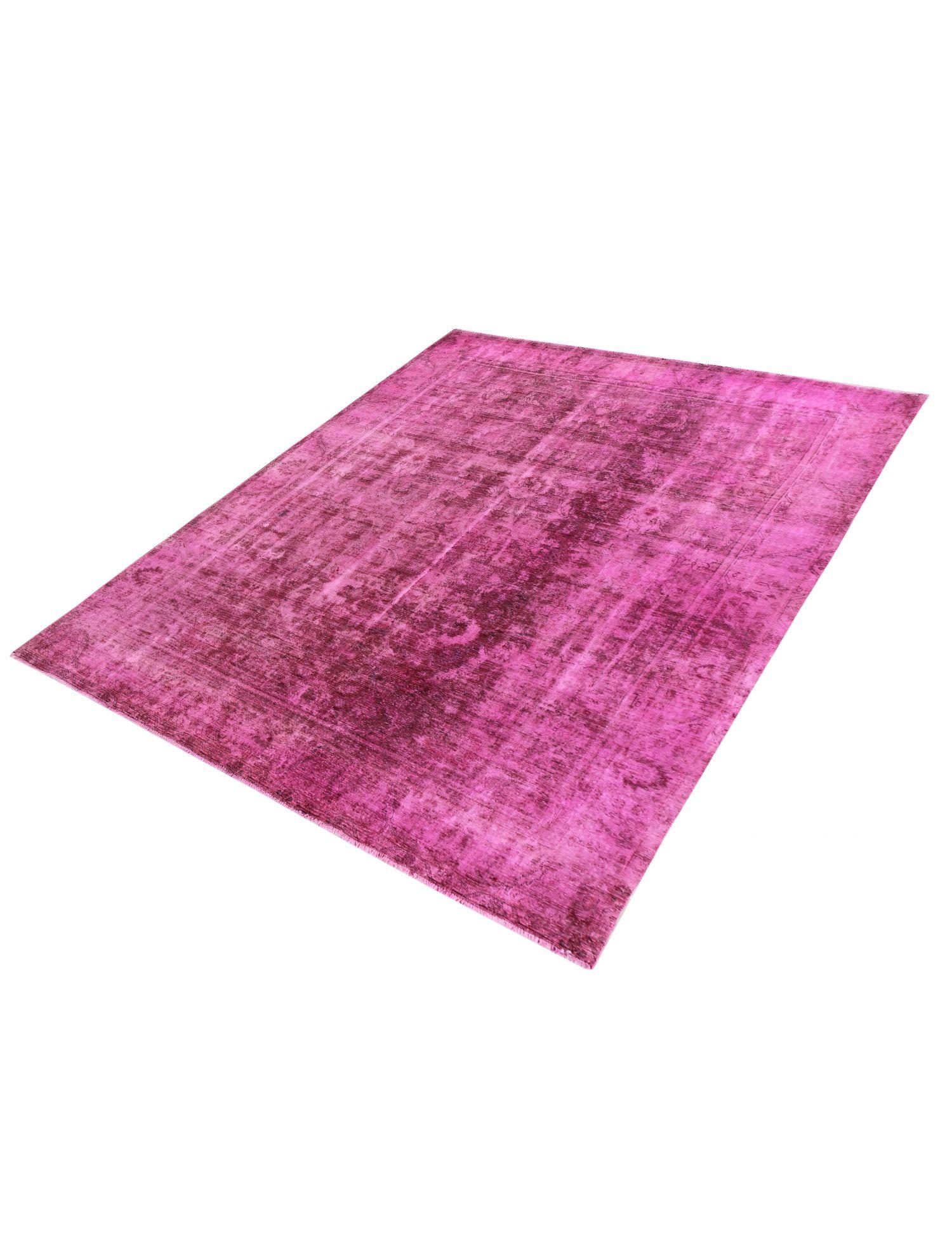 Vintage Teppich  rosa <br/>370 x 283 cm