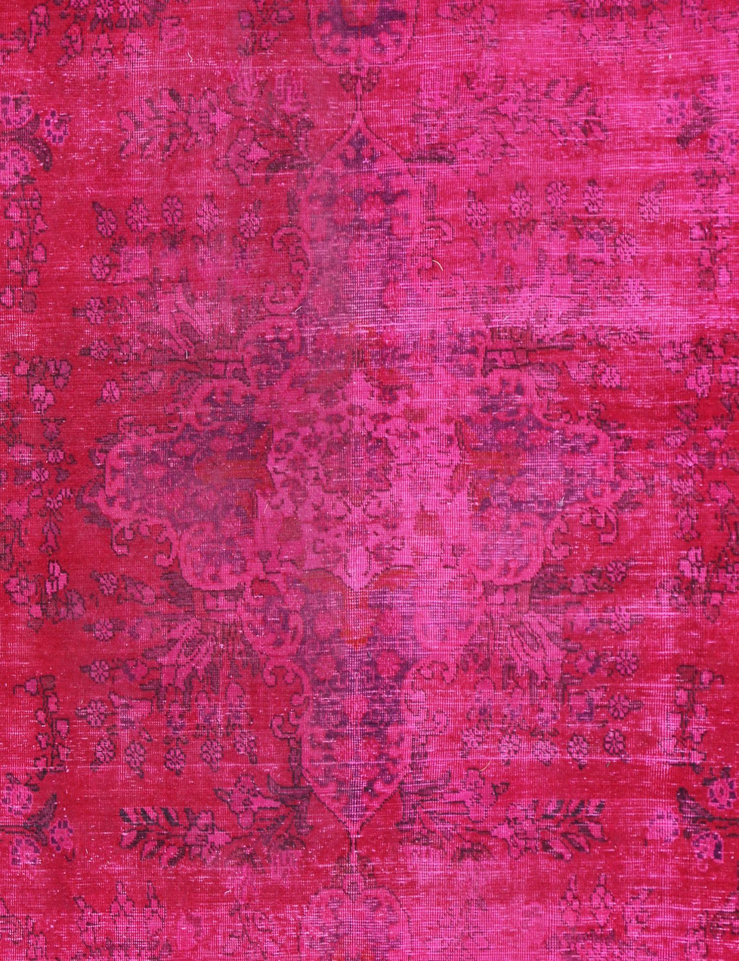 Tappeto Vintage  rosa <br/>313 x 226 cm
