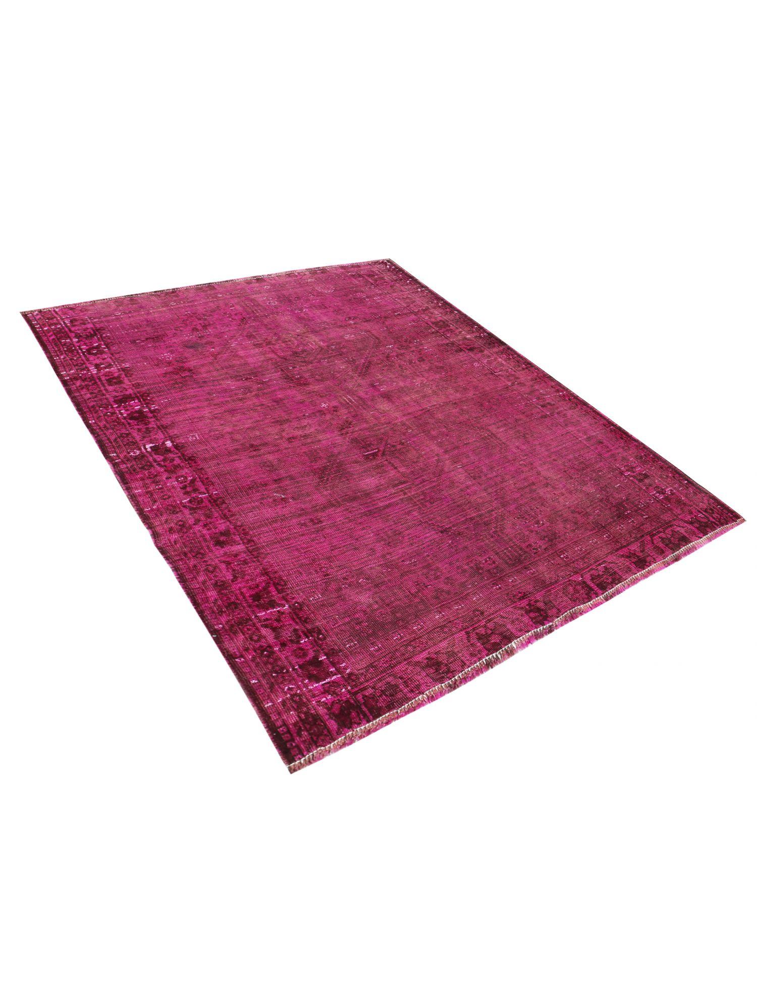 Vintage Teppich  rosa <br/>183 x 160 cm