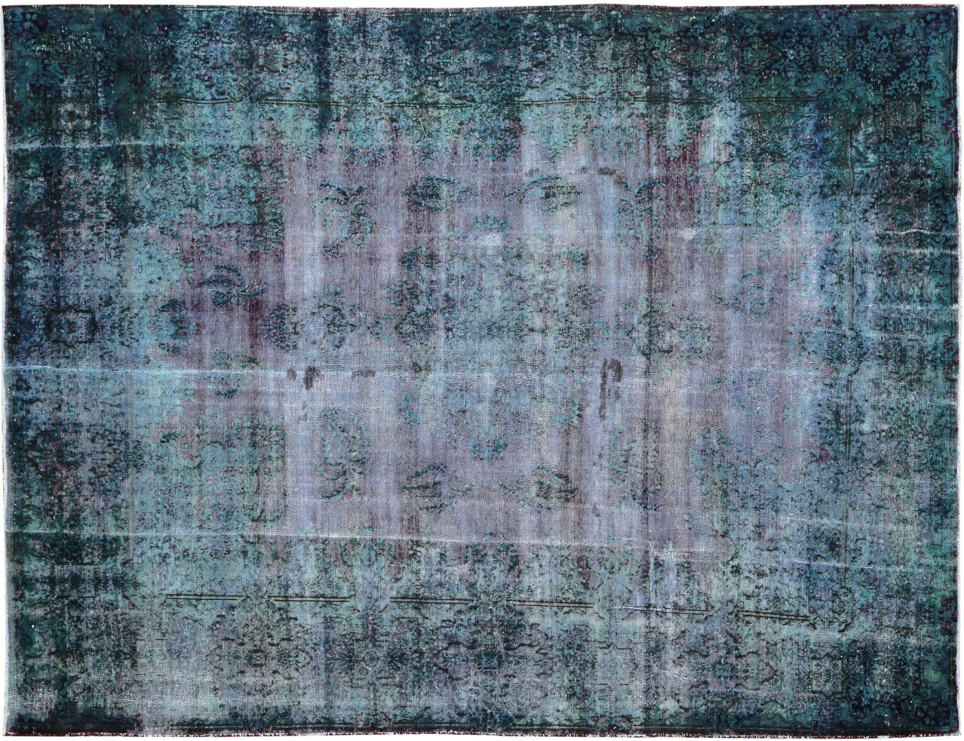 Tappeto Vintage  verde <br/>470 x 306 cm