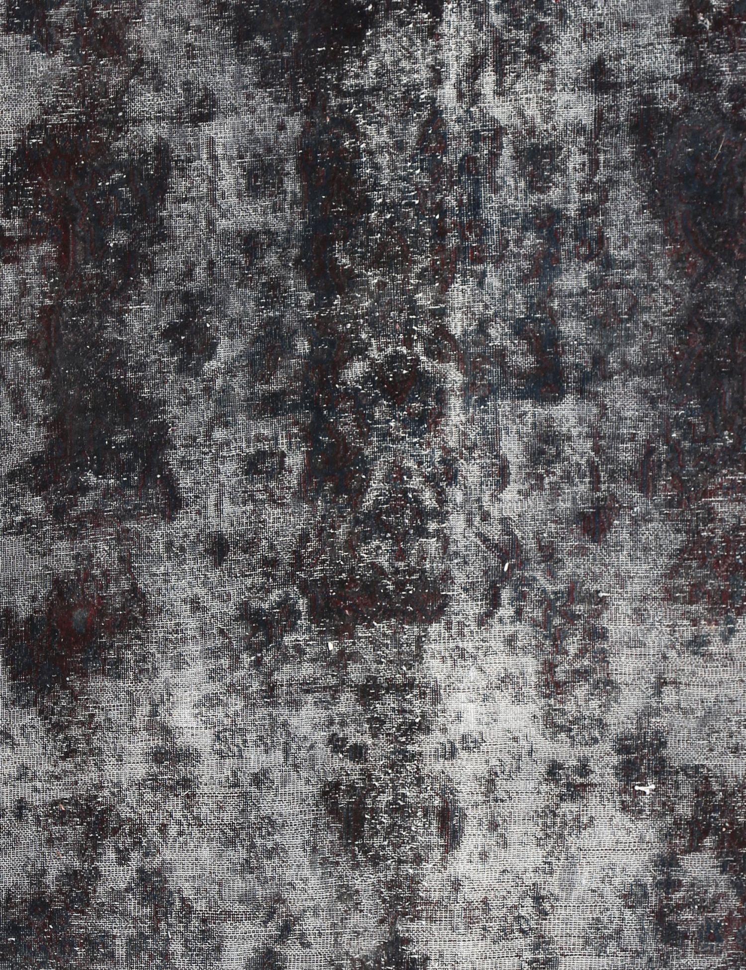 Tappeto Vintage  nero <br/>242 x 183 cm
