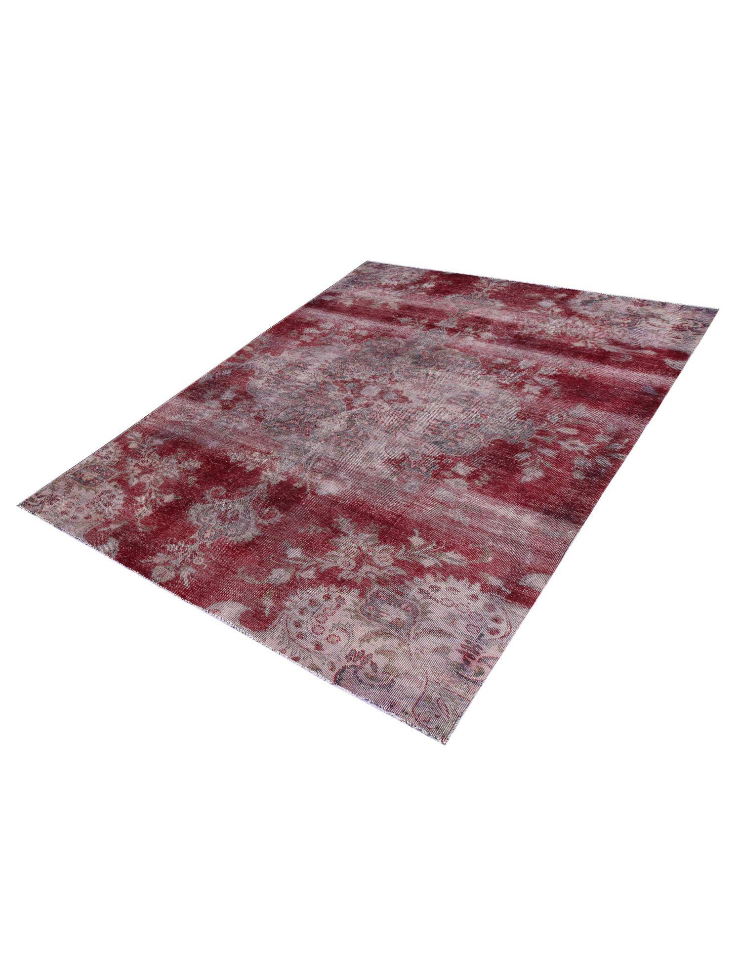 Stonewash  rosso <br/>290 x 170 cm