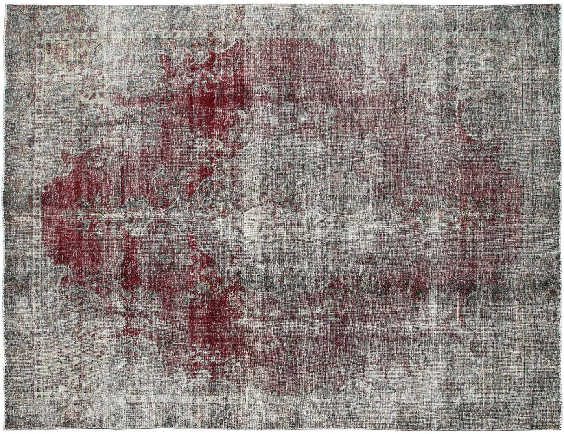 Vintage Teppich  grün <br/>373 x 286 cm