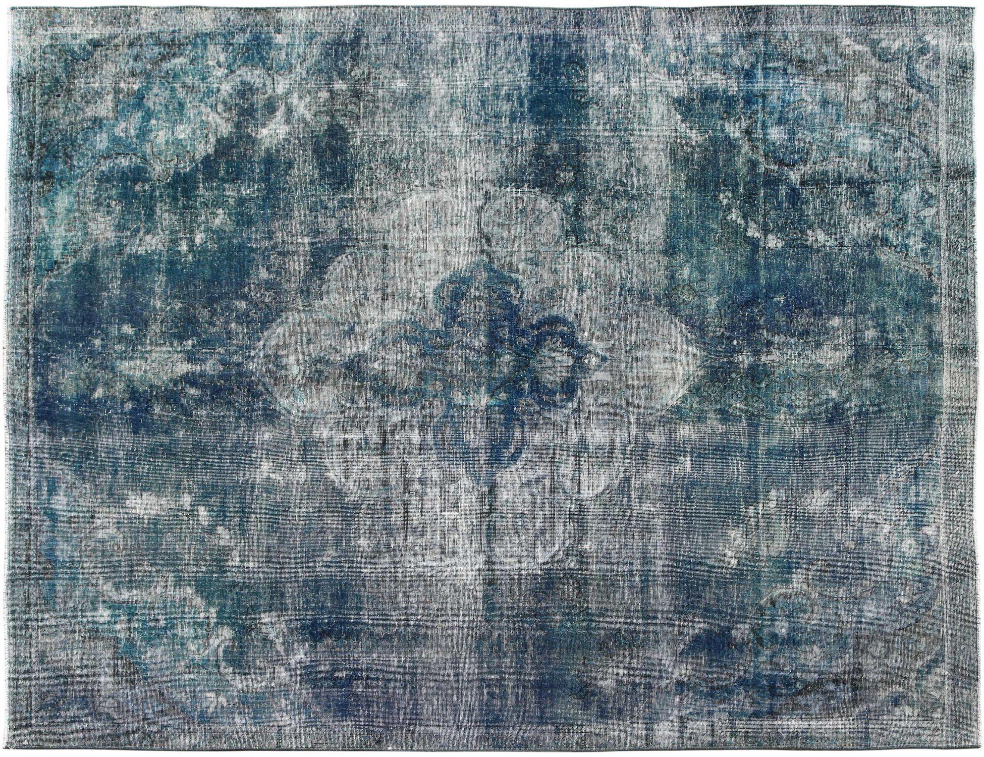 Tappeto Vintage  blu <br/>315 x 230 cm