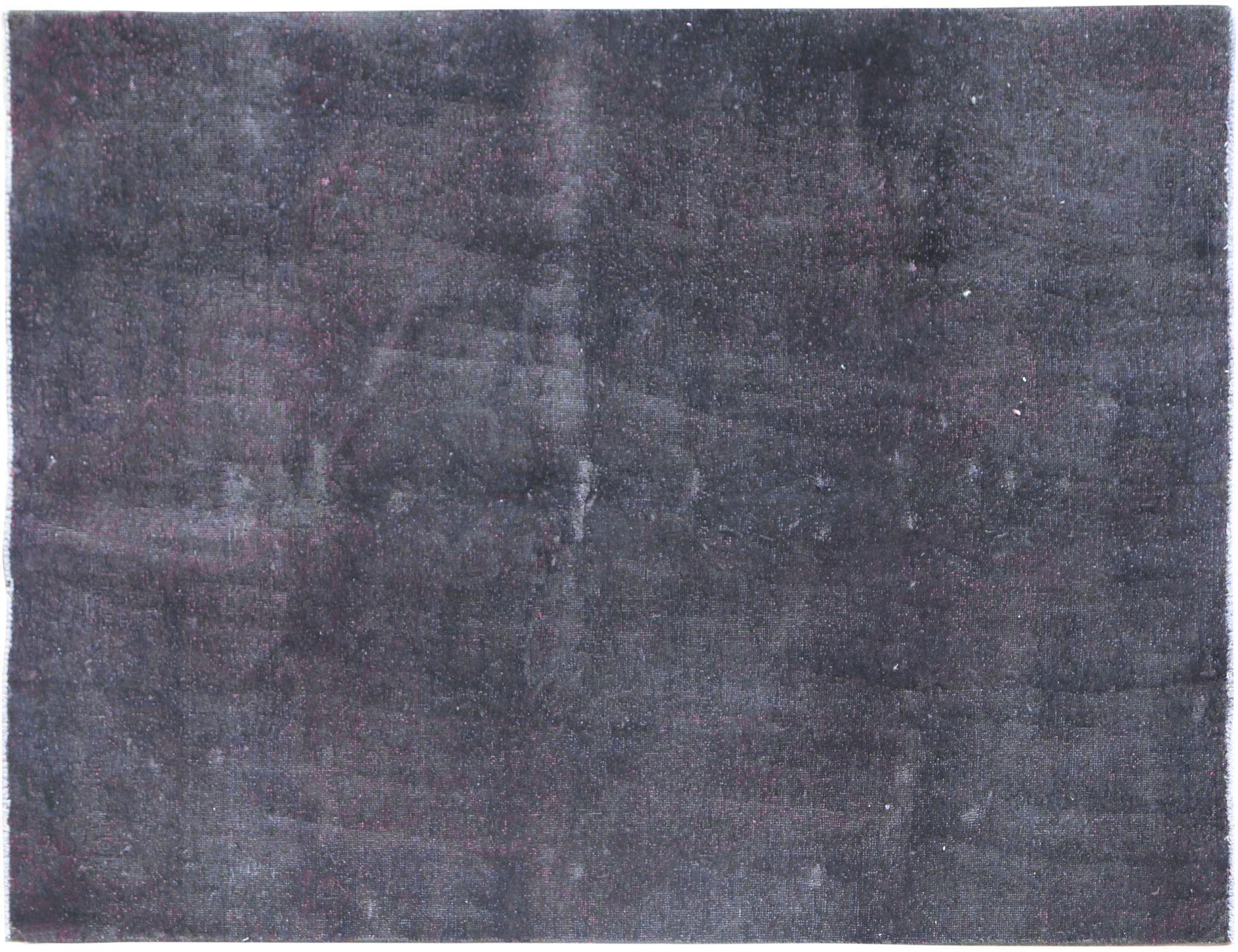Tappeto Vintage  nero <br/>222 x 140 cm