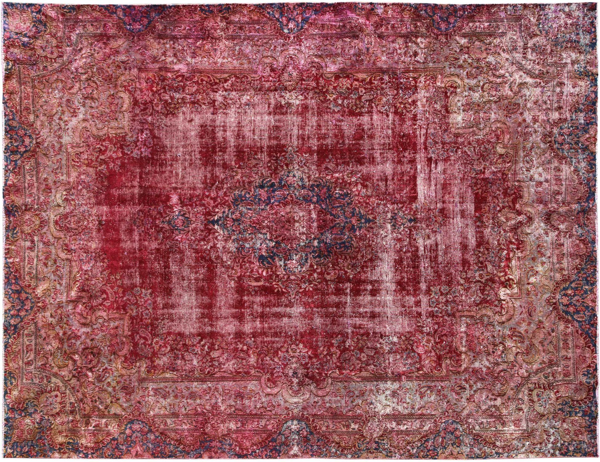Vintage Teppich  rot <br/>348 x 237 cm