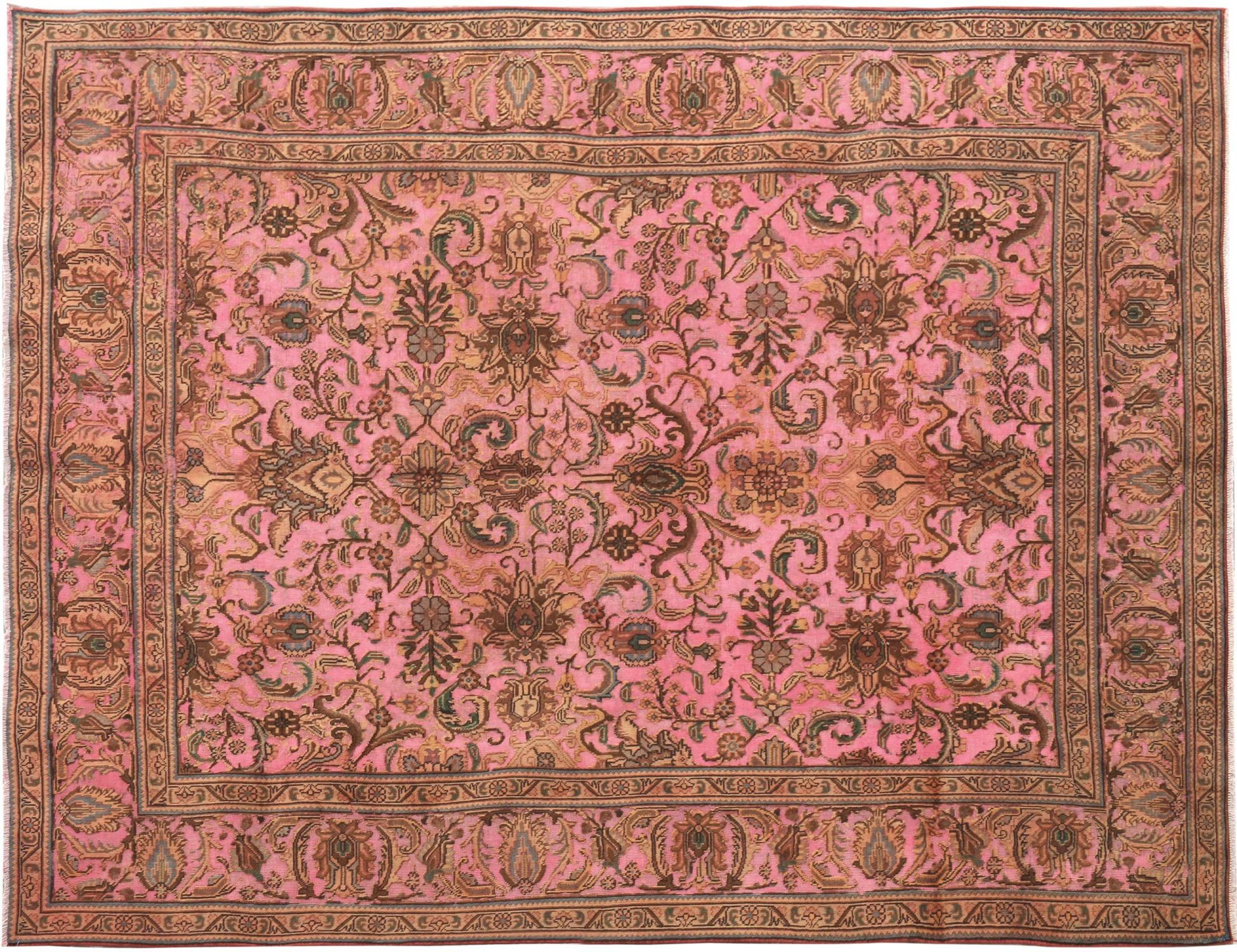 Tappeto Vintage  rosa <br/>325 x 240 cm