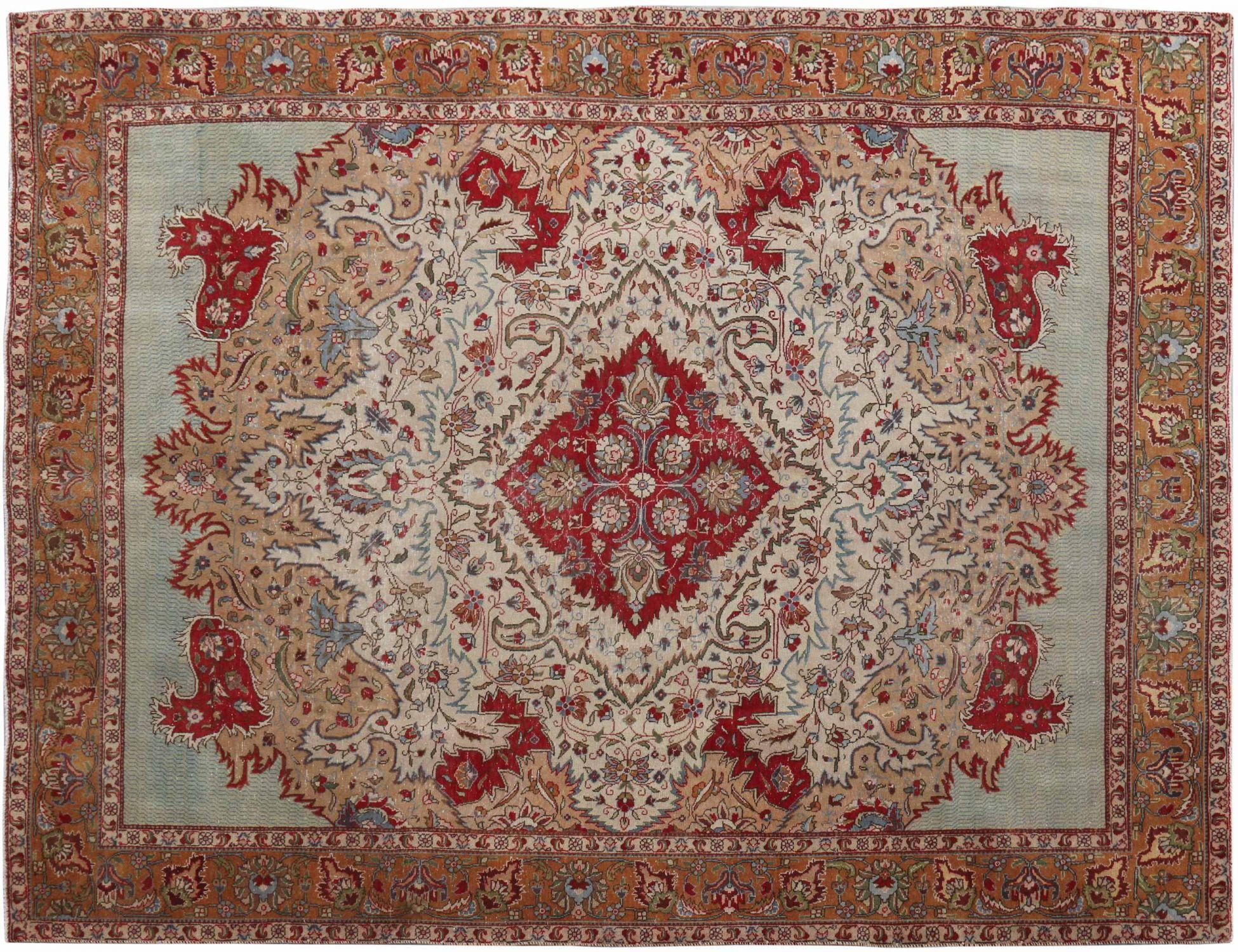 Persian Rug  beige <br/>365 x 270 cm