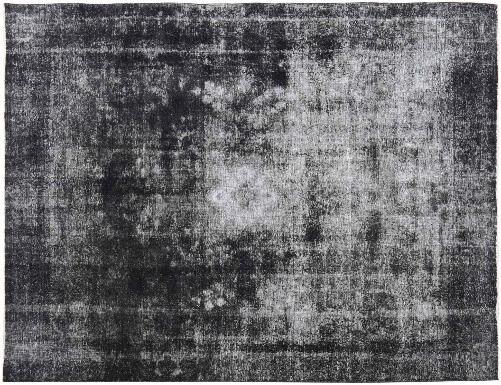 Vintage Teppich  schwarz <br/>365 x 275 cm