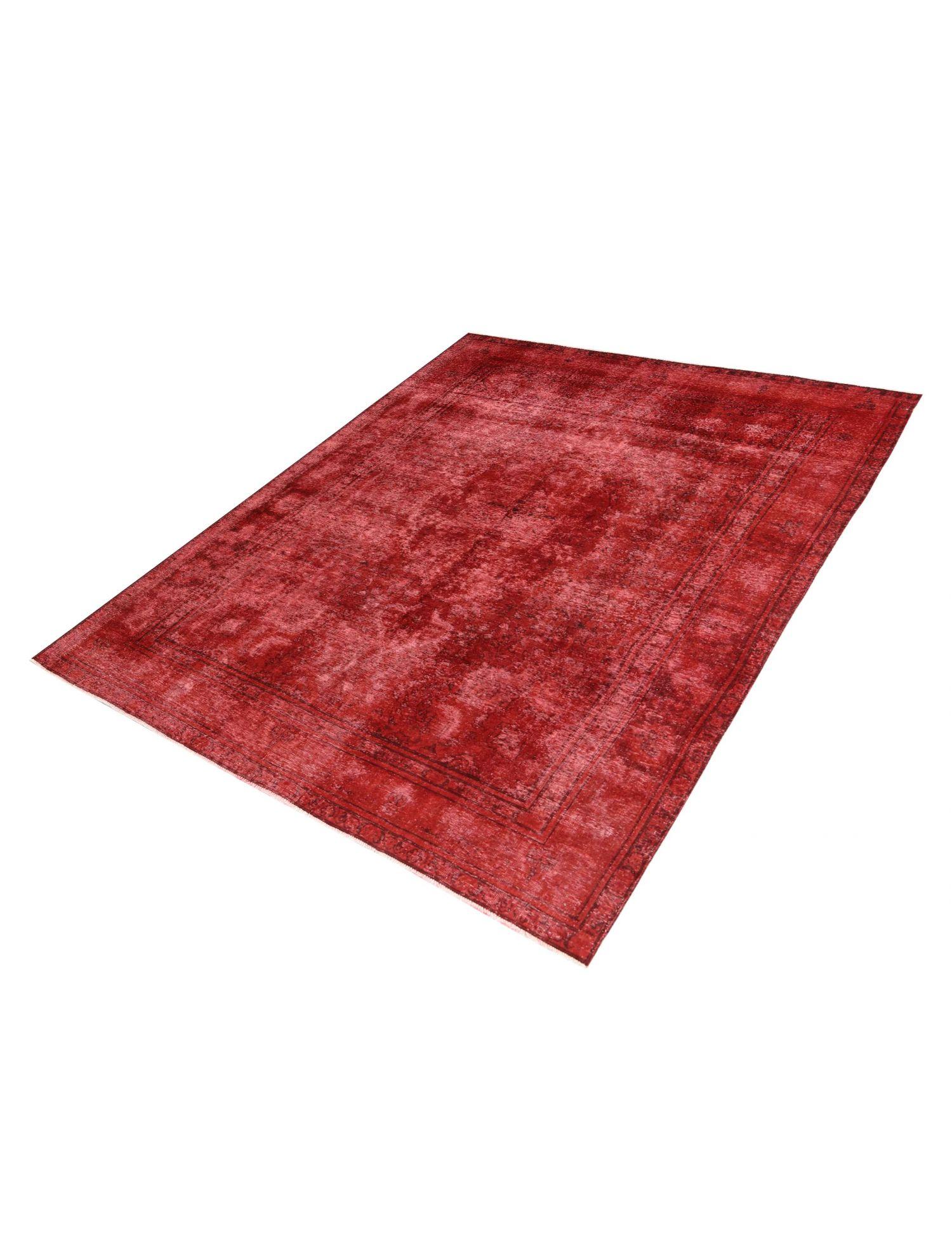 Vintage Teppich  rot <br/>335 x 262 cm