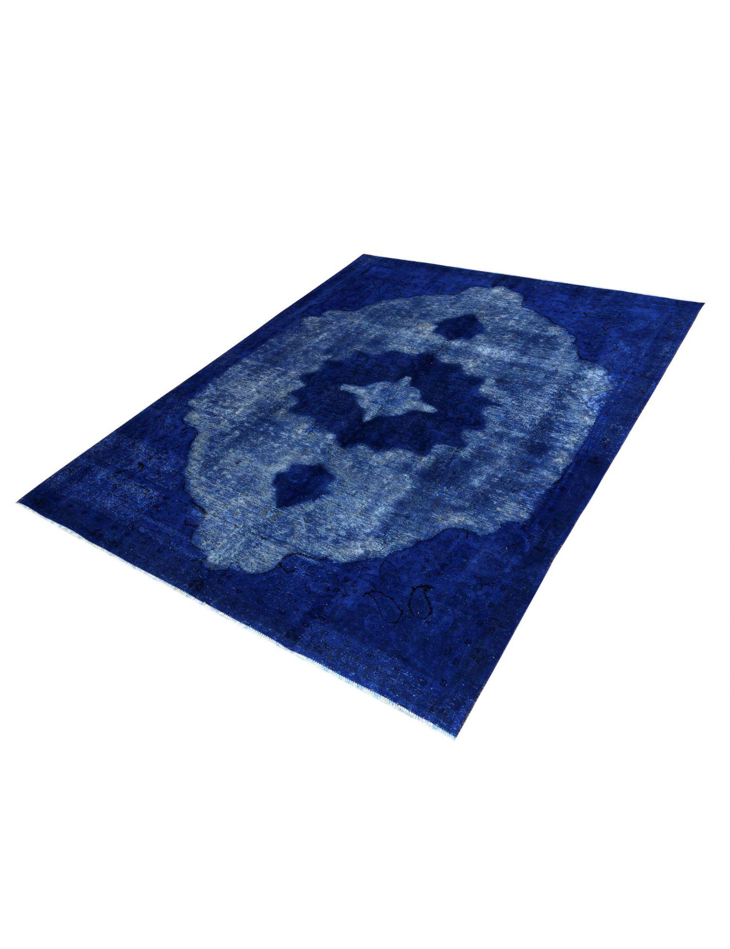 Vintage Teppich  blau <br/>327 x 230 cm