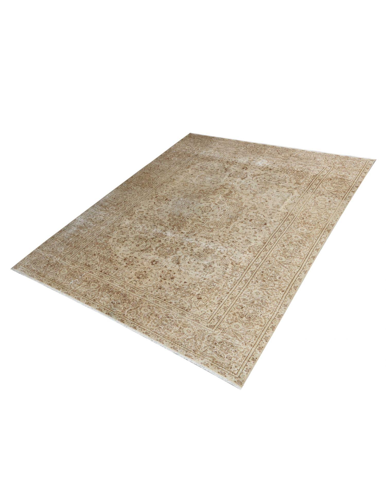 Retro Teppich  beige <br/>338 x 236 cm