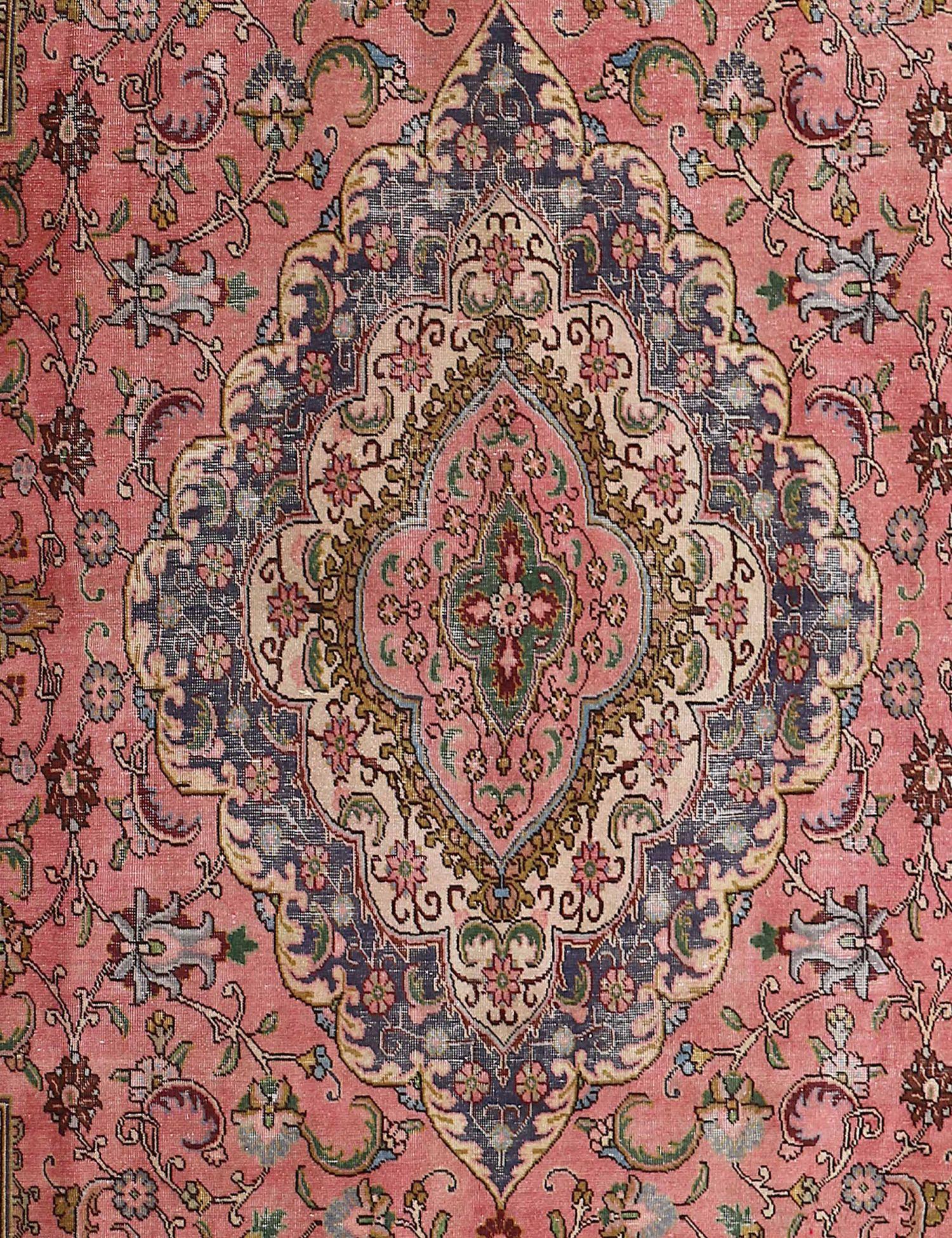 Retro Perserteppich  rosa <br/>385 x 287 cm