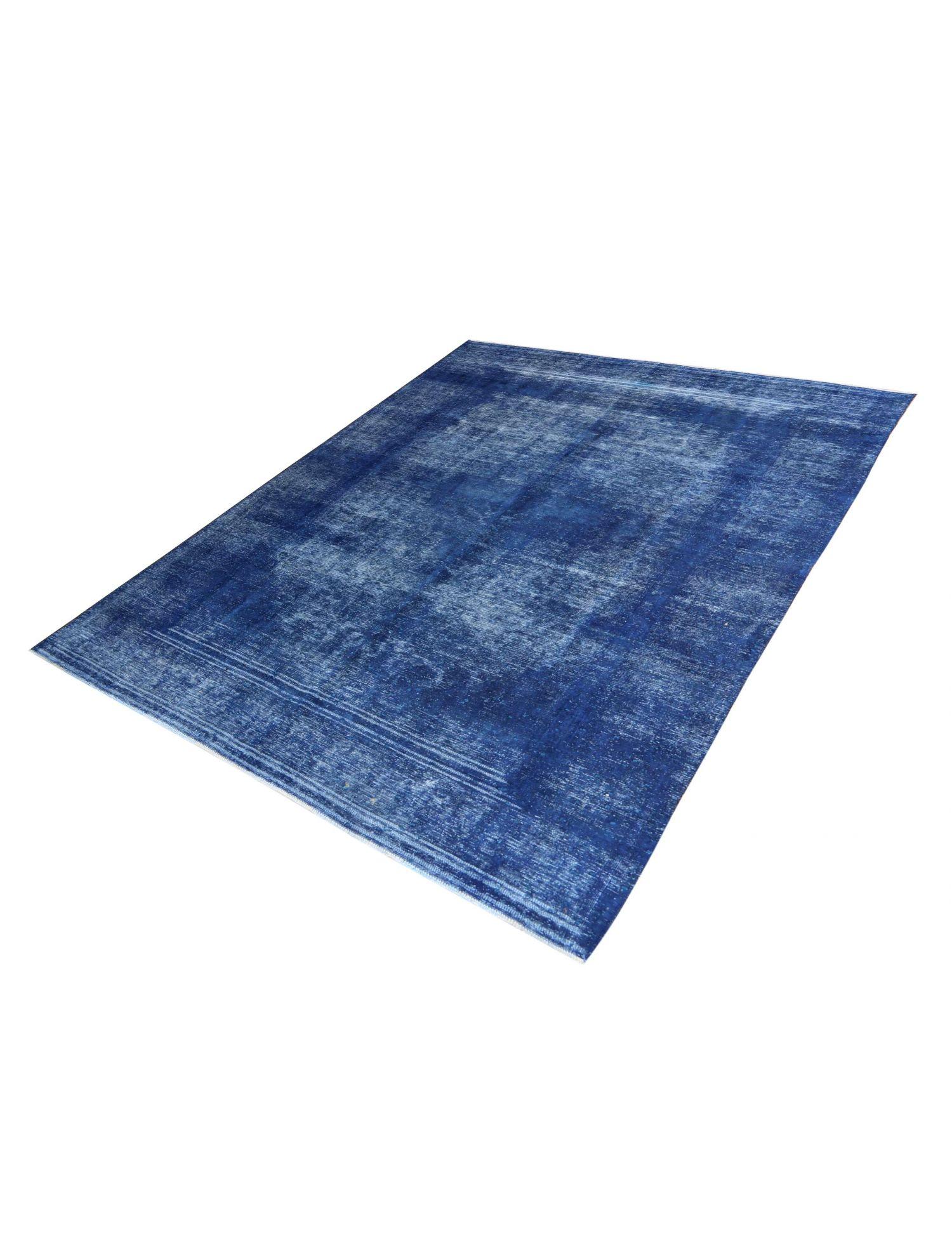 Tappeto Vintage  blu <br/>364 x 255 cm