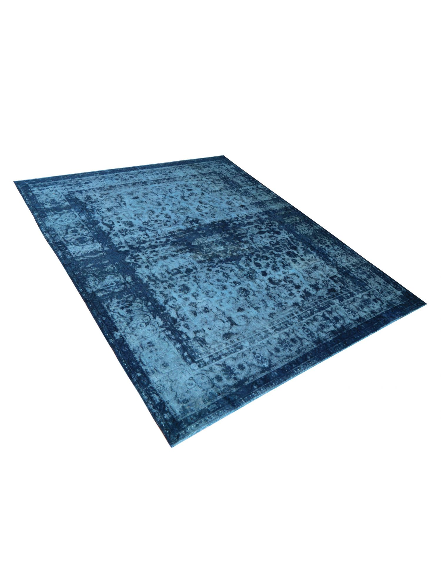 Tappeto Vintage  blu <br/>383 x 288 cm