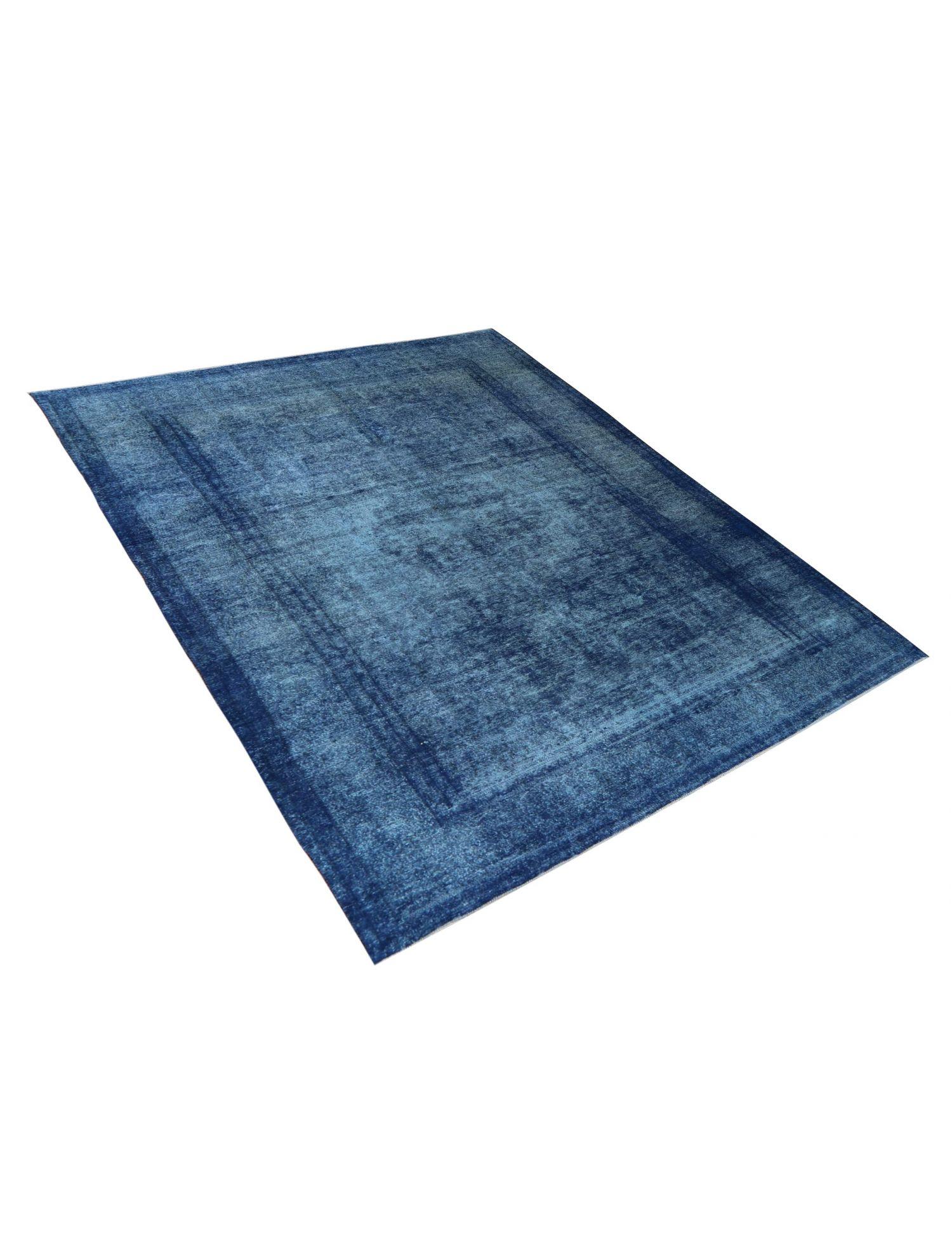 Tappeto Vintage  blu <br/>475 x 276 cm