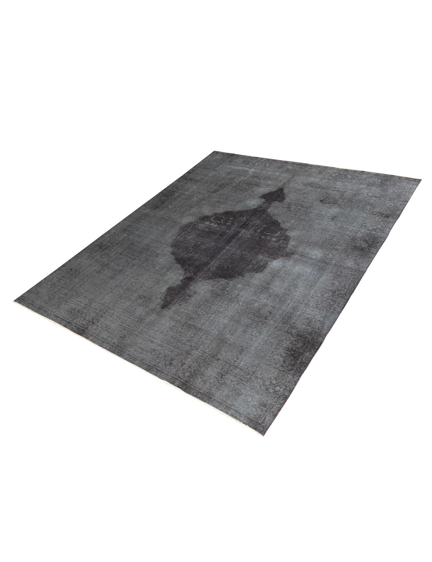 Vintage Teppich  schwarz <br/>380 x 290 cm