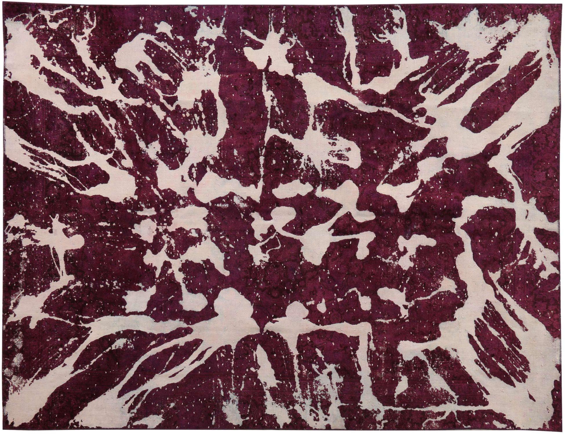 Tappeto Vintage  viola <br/>330 x 240 cm