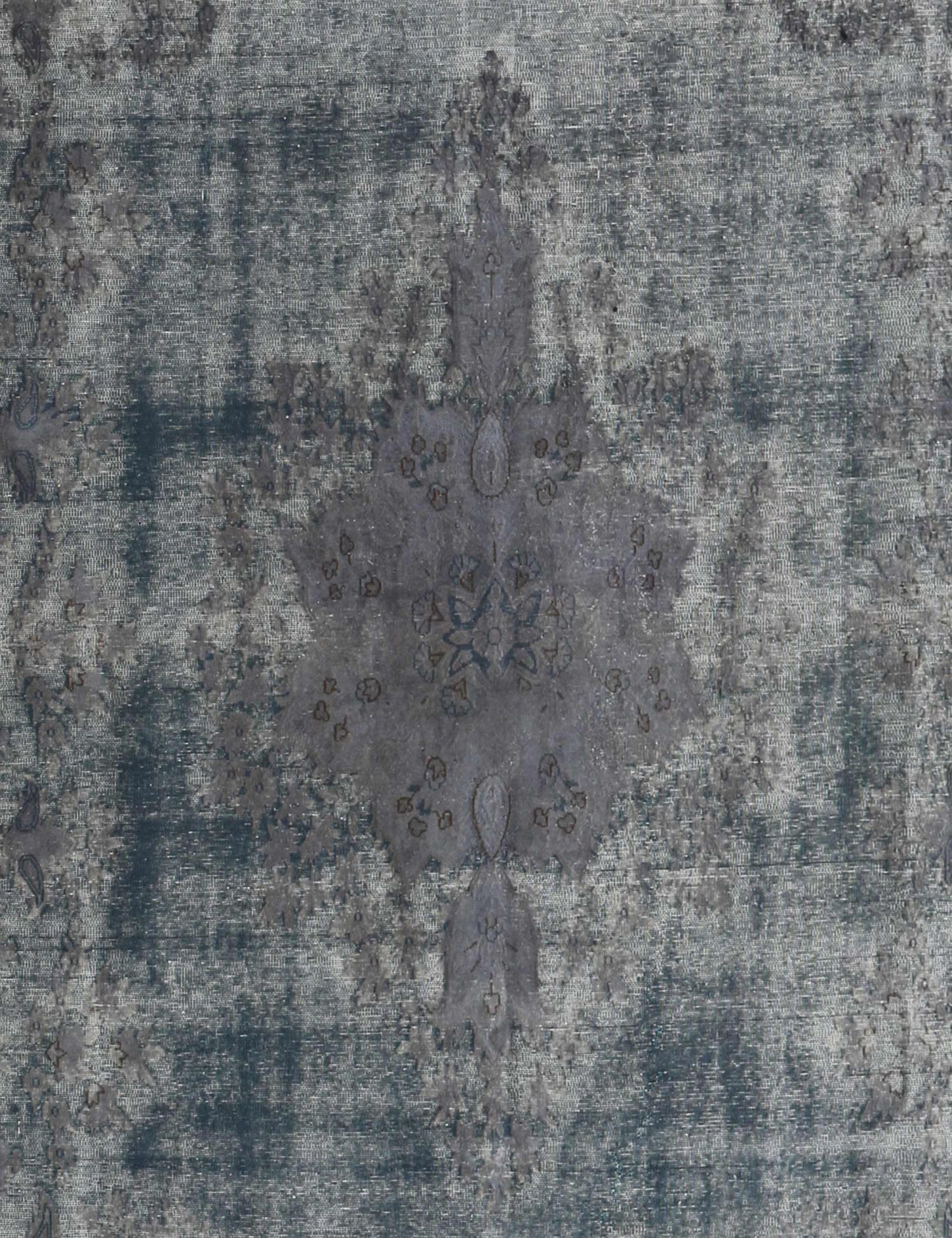 Vintage Teppich  grau <br/>389 x 292 cm