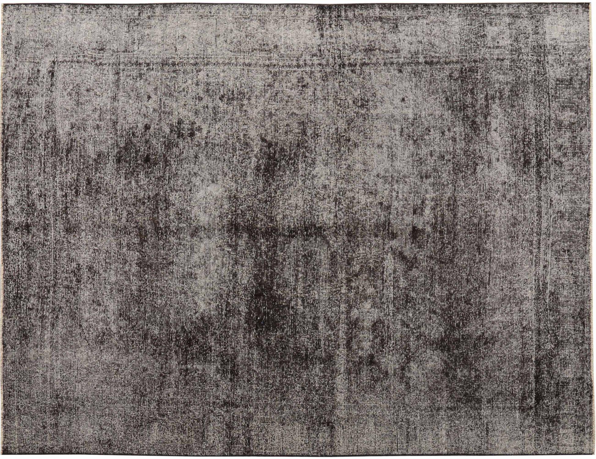 Tappeto Vintage  nero <br/>318 x 235 cm