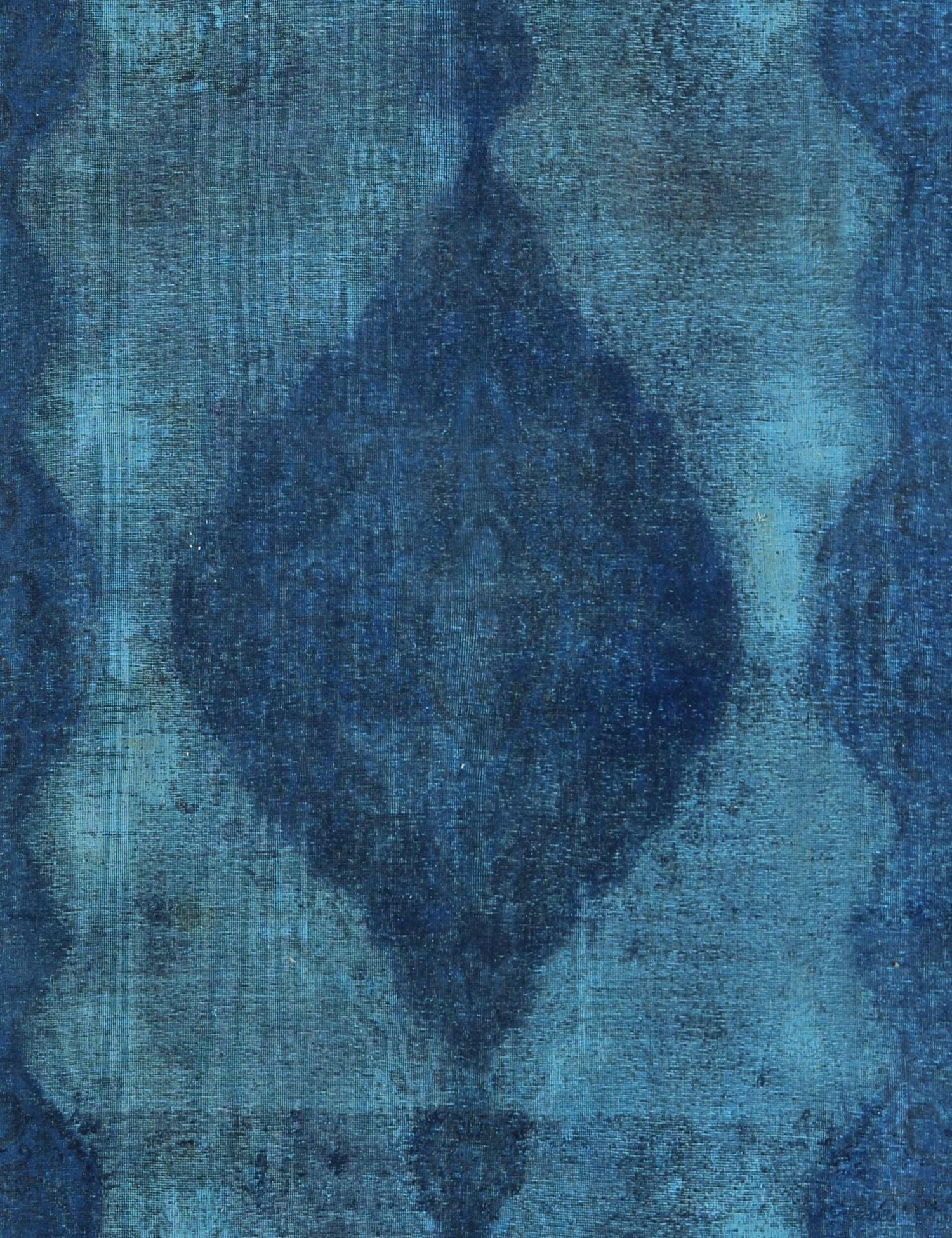 Tappeto Vintage  blu <br/>377 x 305 cm