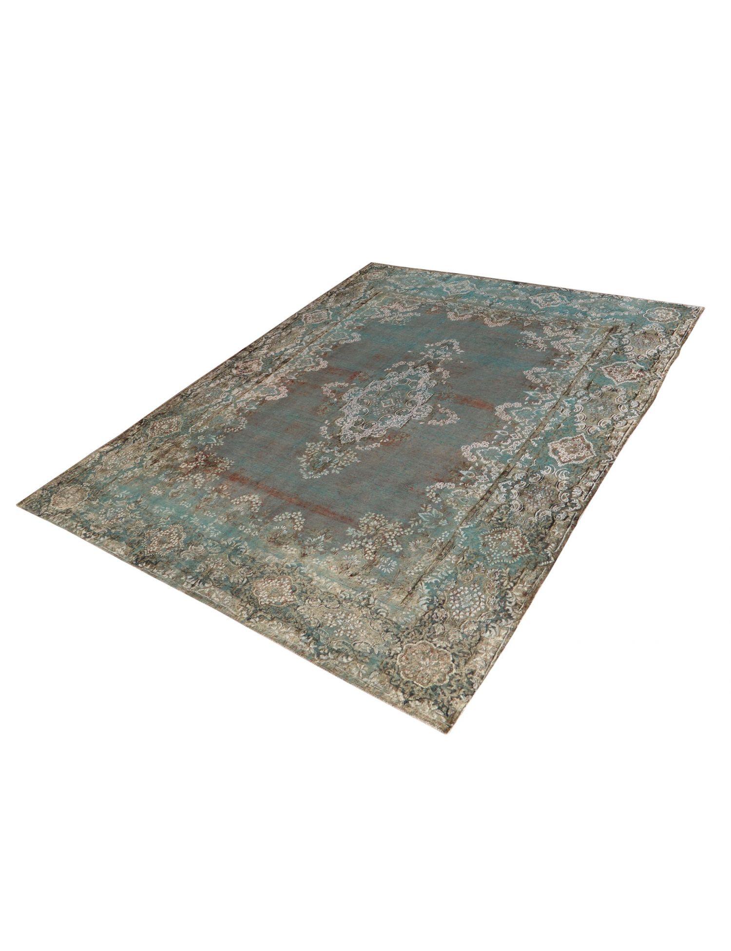 Vintage Teppich  grün <br/>391 x 287 cm
