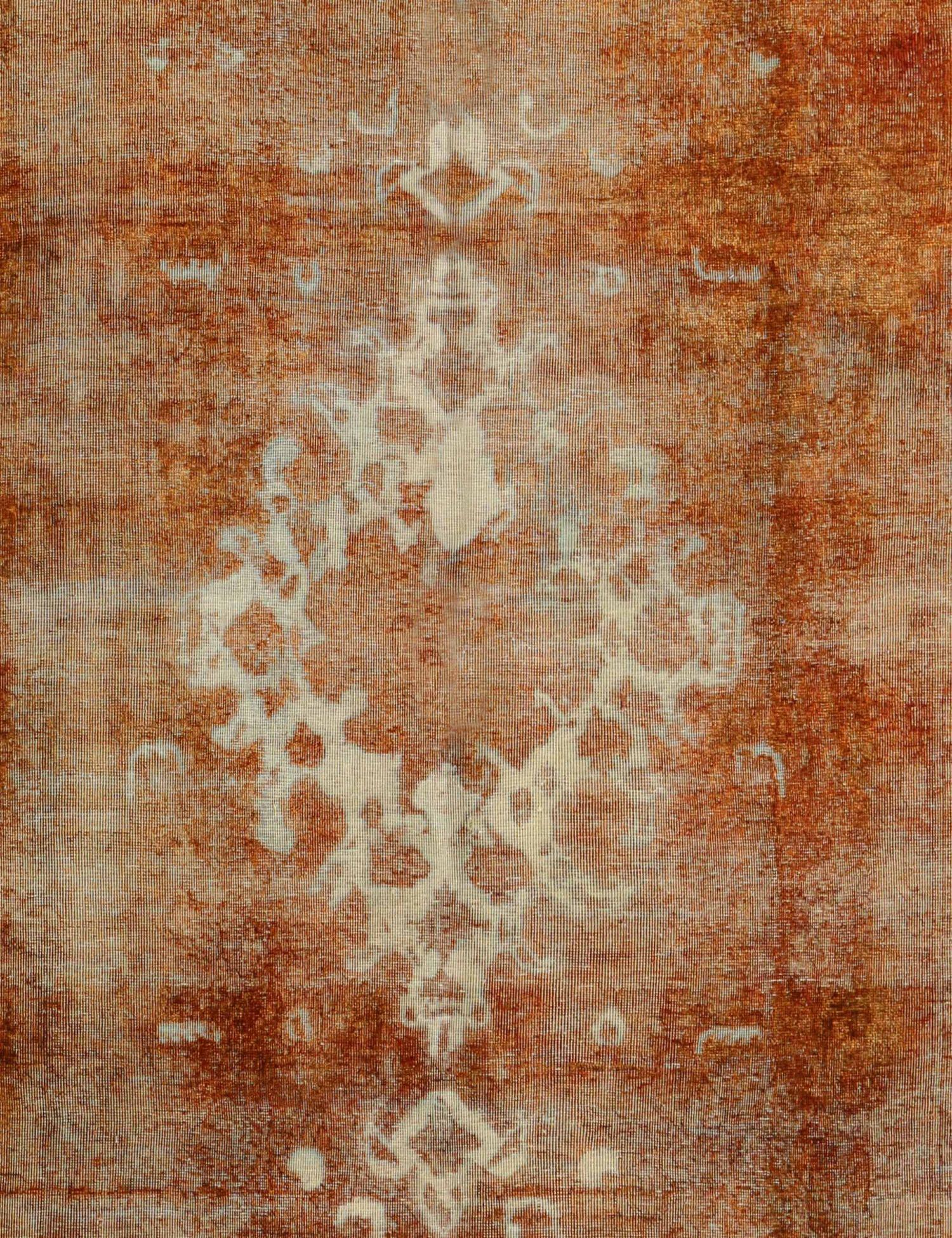 Tappeto Vintage  arancio <br/>289 x 199 cm