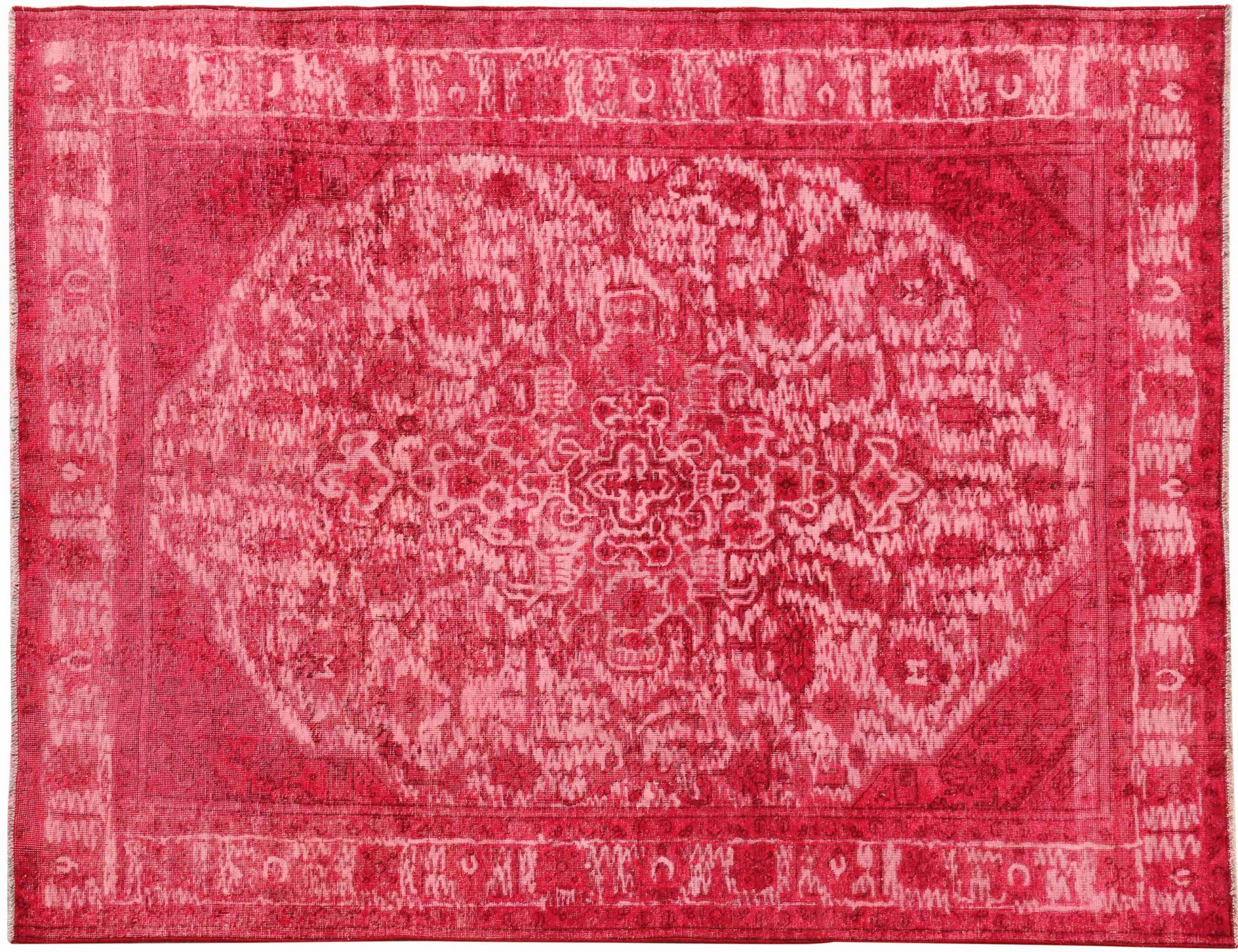 Vintage Teppich  rot <br/>290 x 199 cm