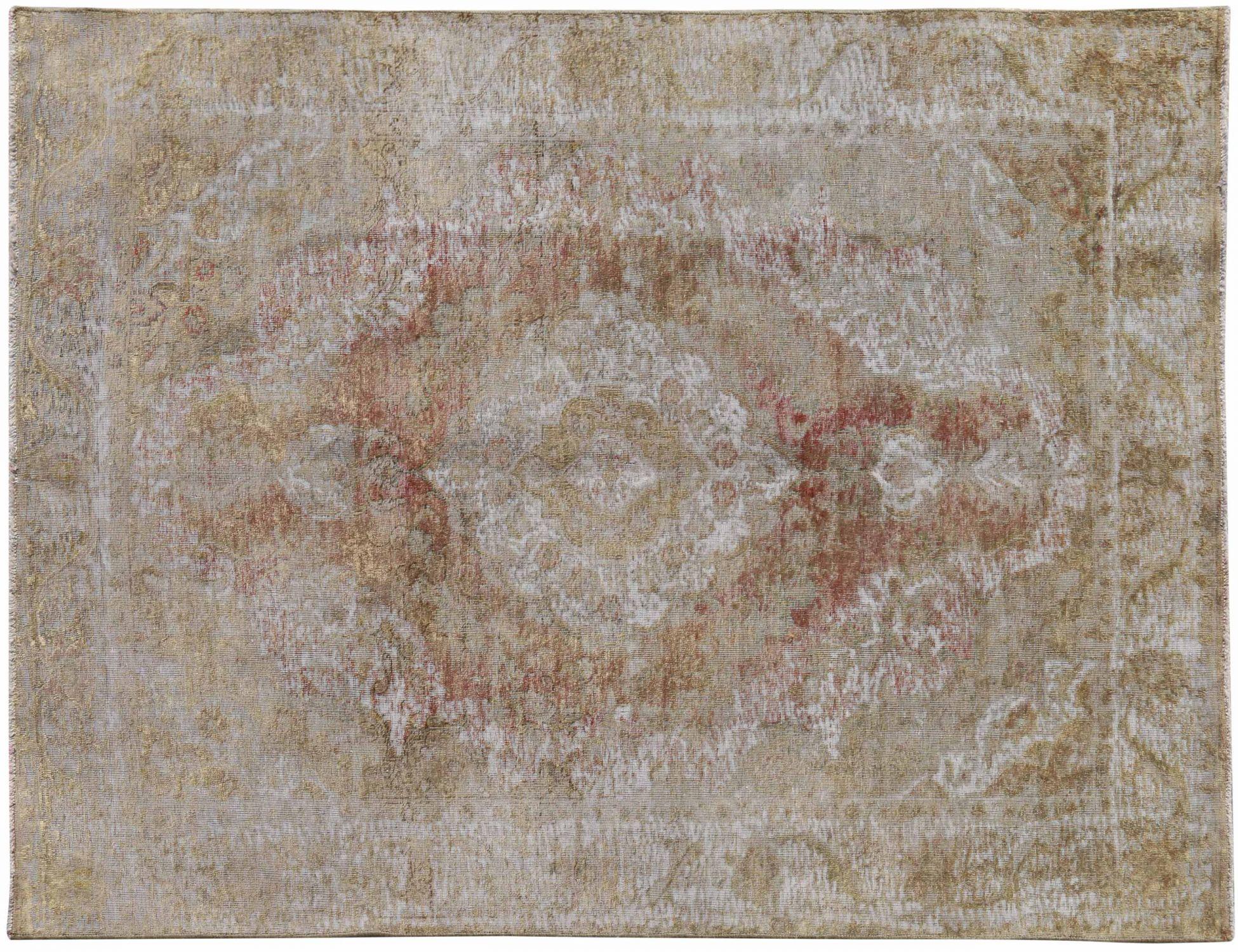 Tapis Persan Retro  jaune <br/>290 x 197 cm
