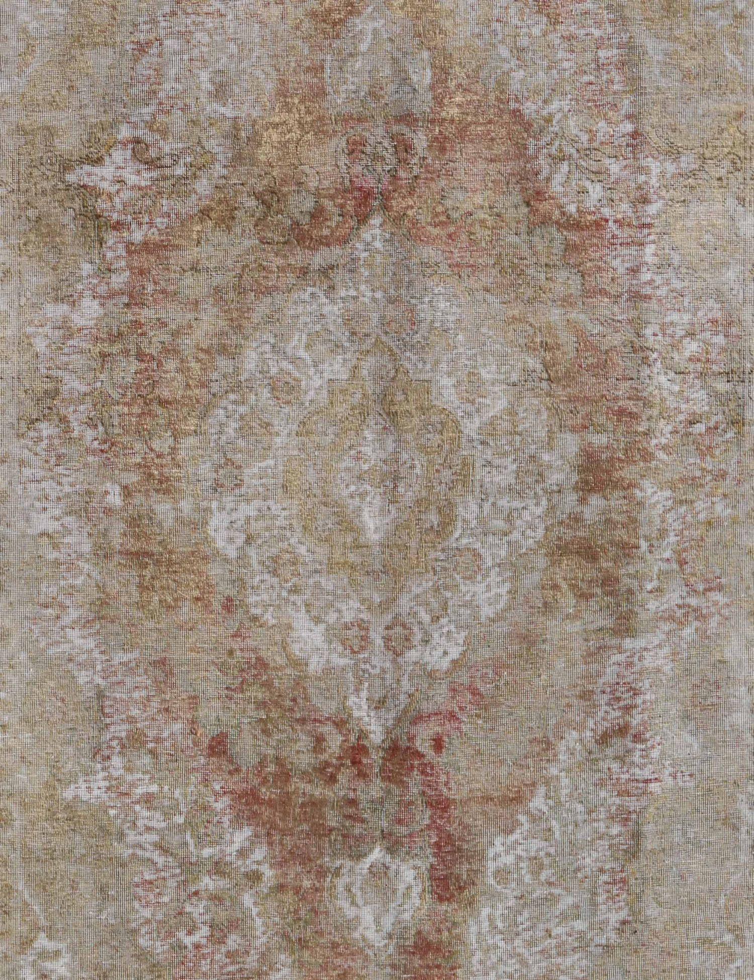 Retro Teppich  gelb <br/>290 x 197 cm