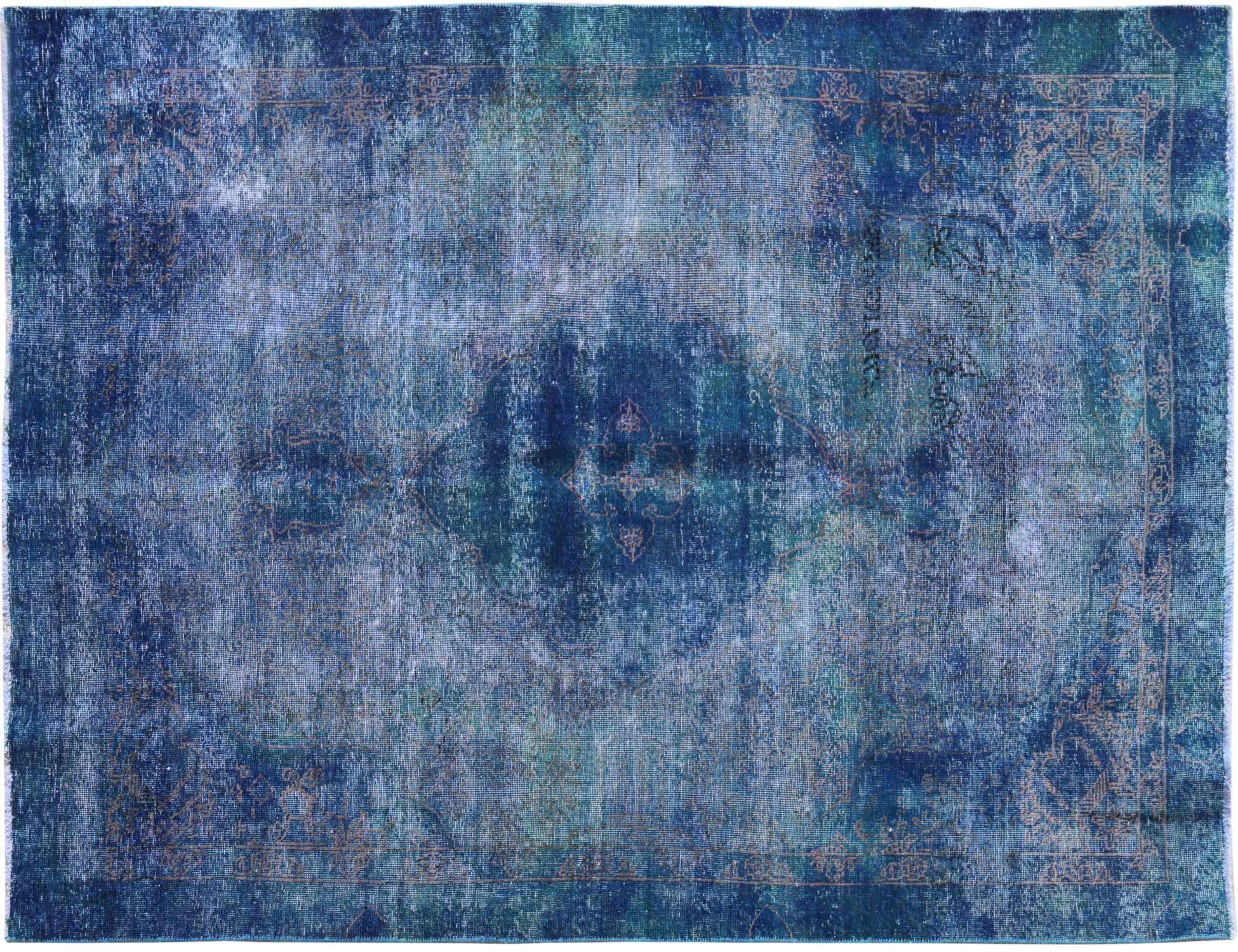 Tappeto Vintage  blu <br/>285 x 180 cm