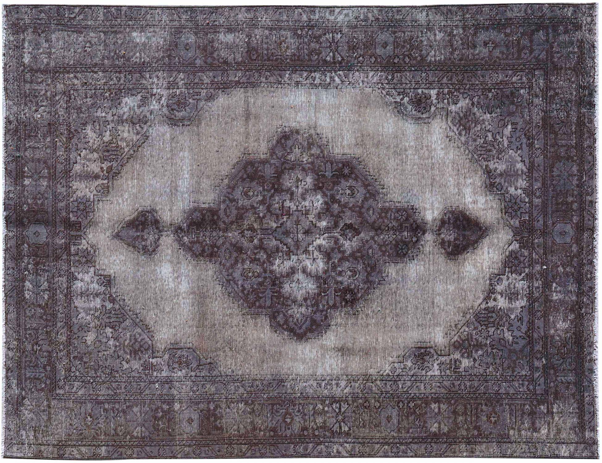Vintage Perserteppich  grau <br/>281 x 192 cm