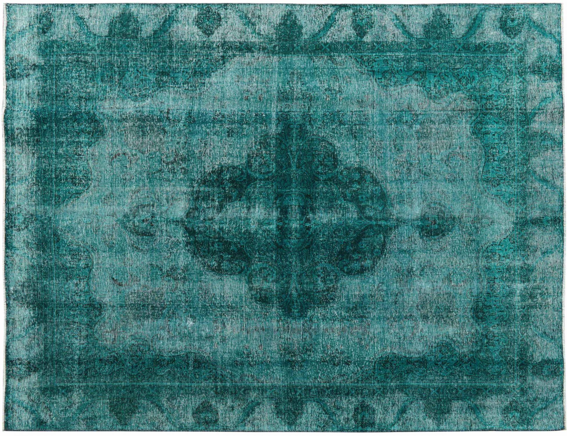 Tappeto Vintage  verde <br/>380 x 290 cm