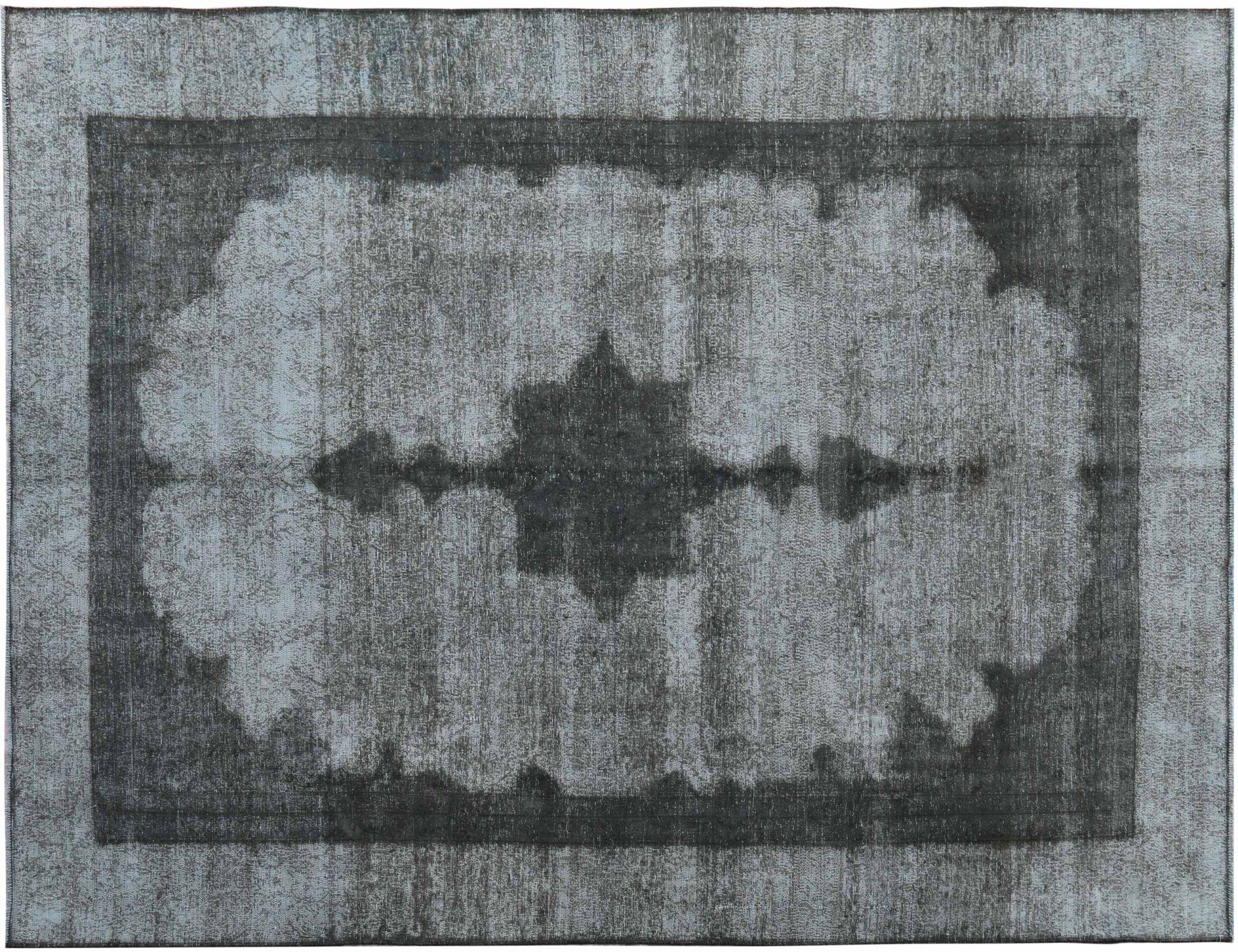 Vintage Teppich  schwarz <br/>366 x 255 cm