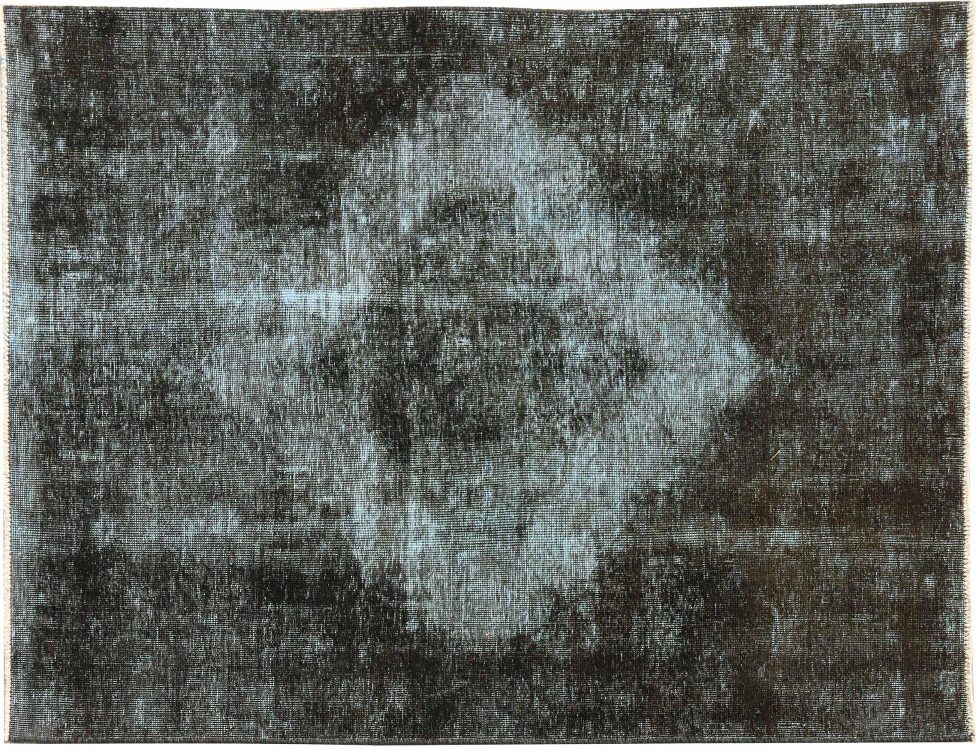 Tappeto Vintage  nero <br/>194 x 130 cm