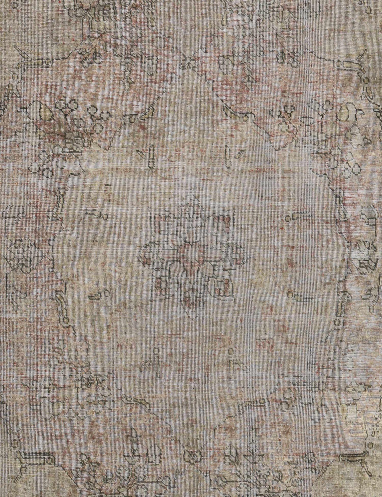 Tappeto Vintage  grigo <br/>269 x 199 cm