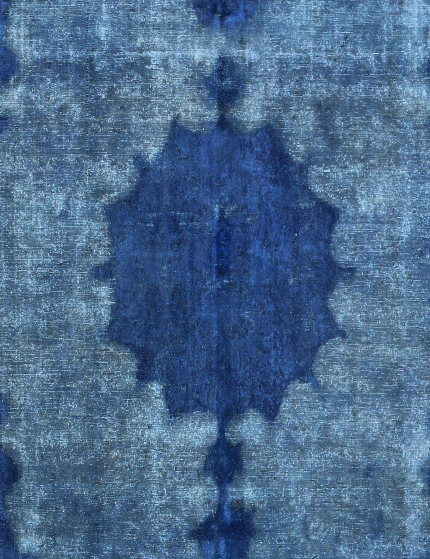 Vintage Teppich  blau <br/>412 x 284 cm