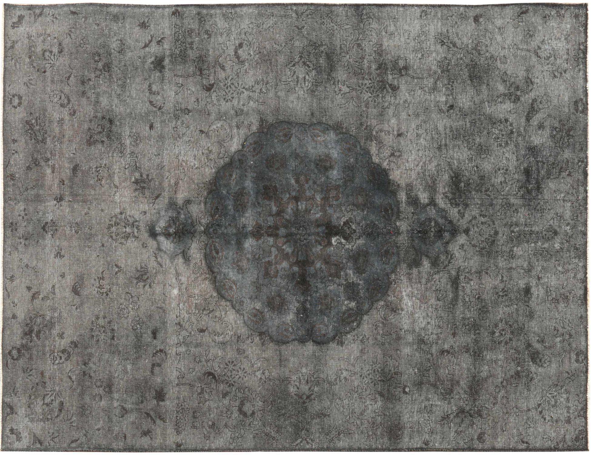 Vintage Teppich  schwarz <br/>308 x 200 cm