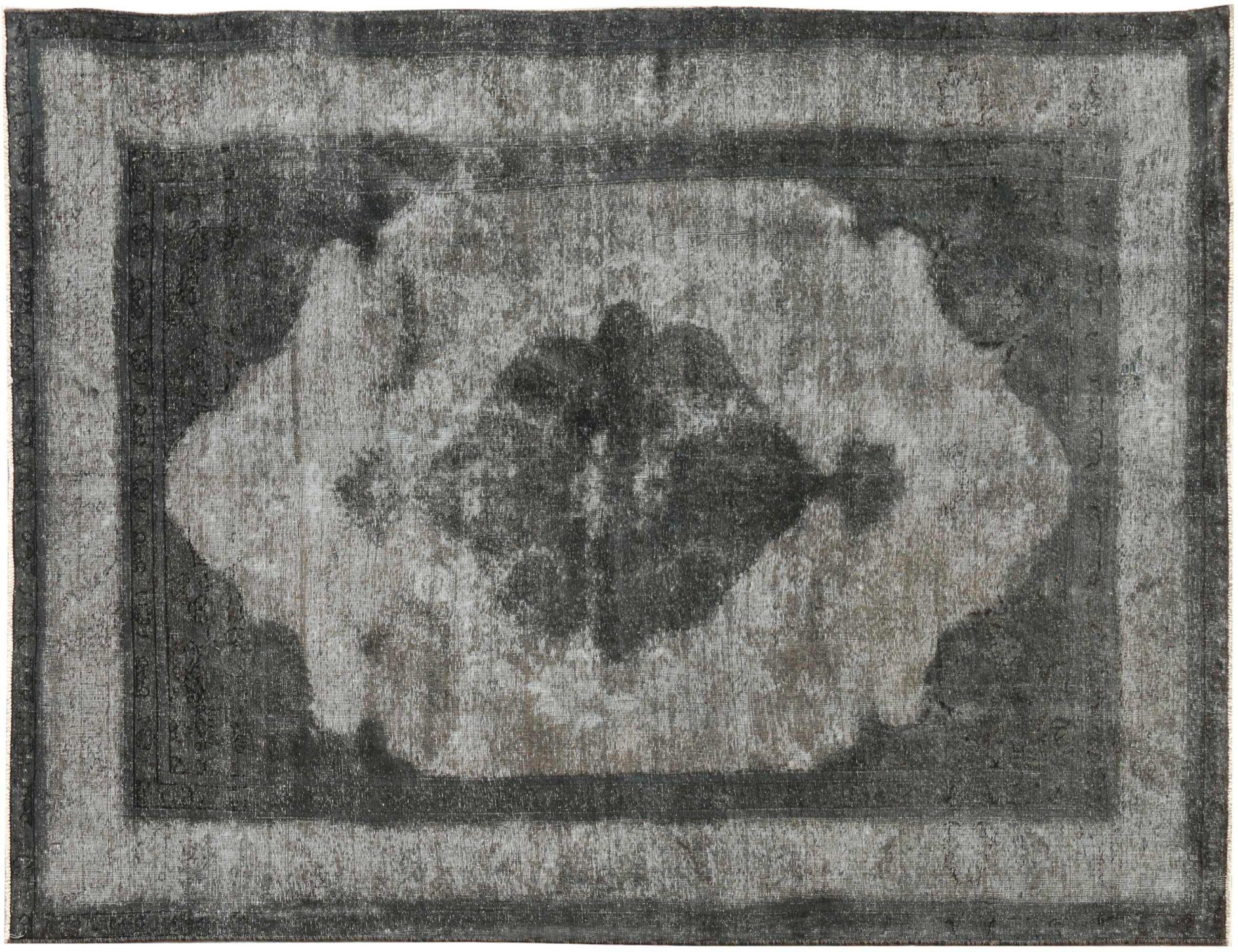 Vintage Teppich  schwarz <br/>308 x 190 cm