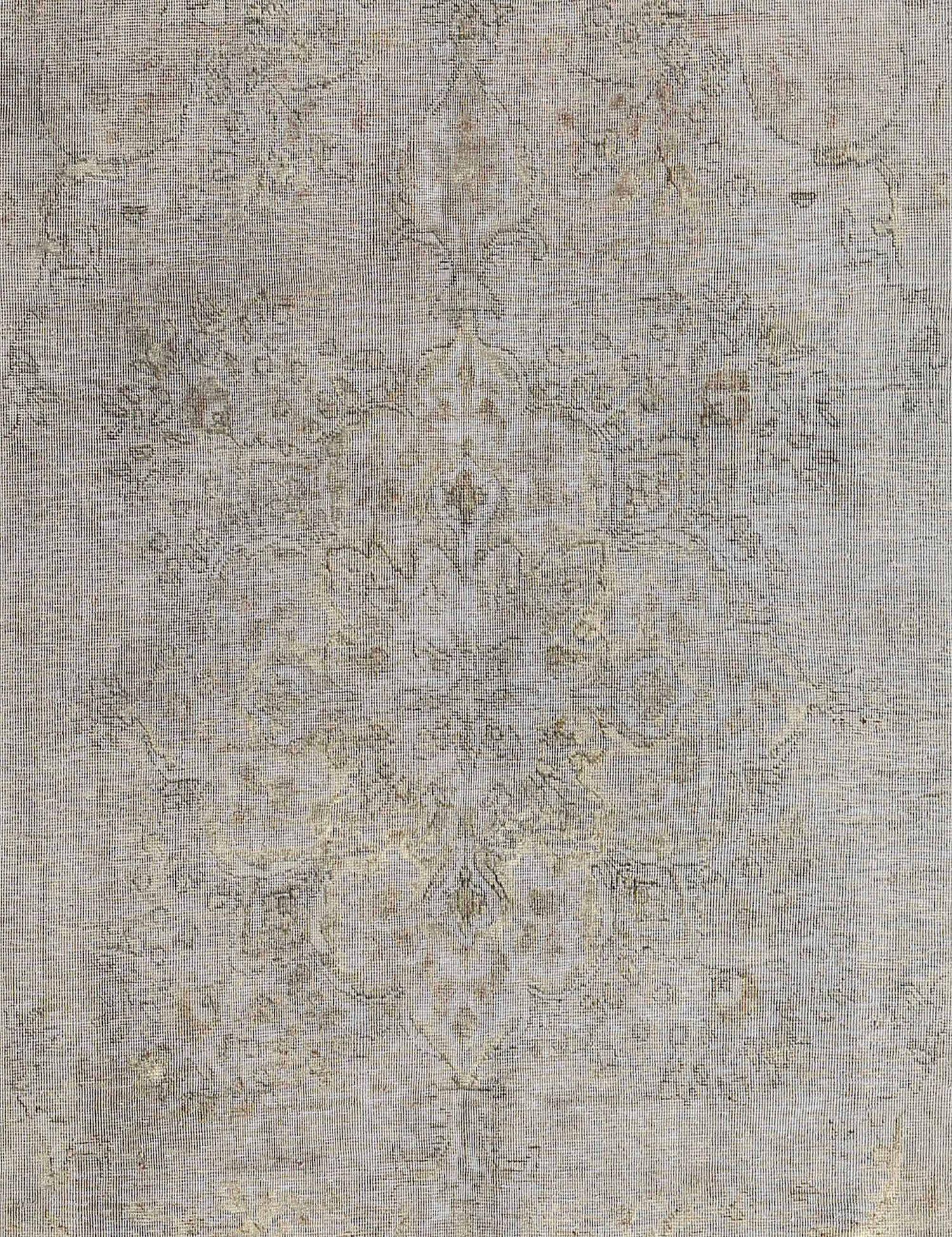 Tappeto Vintage  grigo <br/>294 x 192 cm