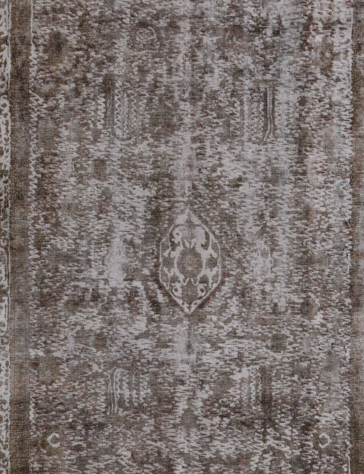Vintage Teppich  braun <br/>350 x 225 cm