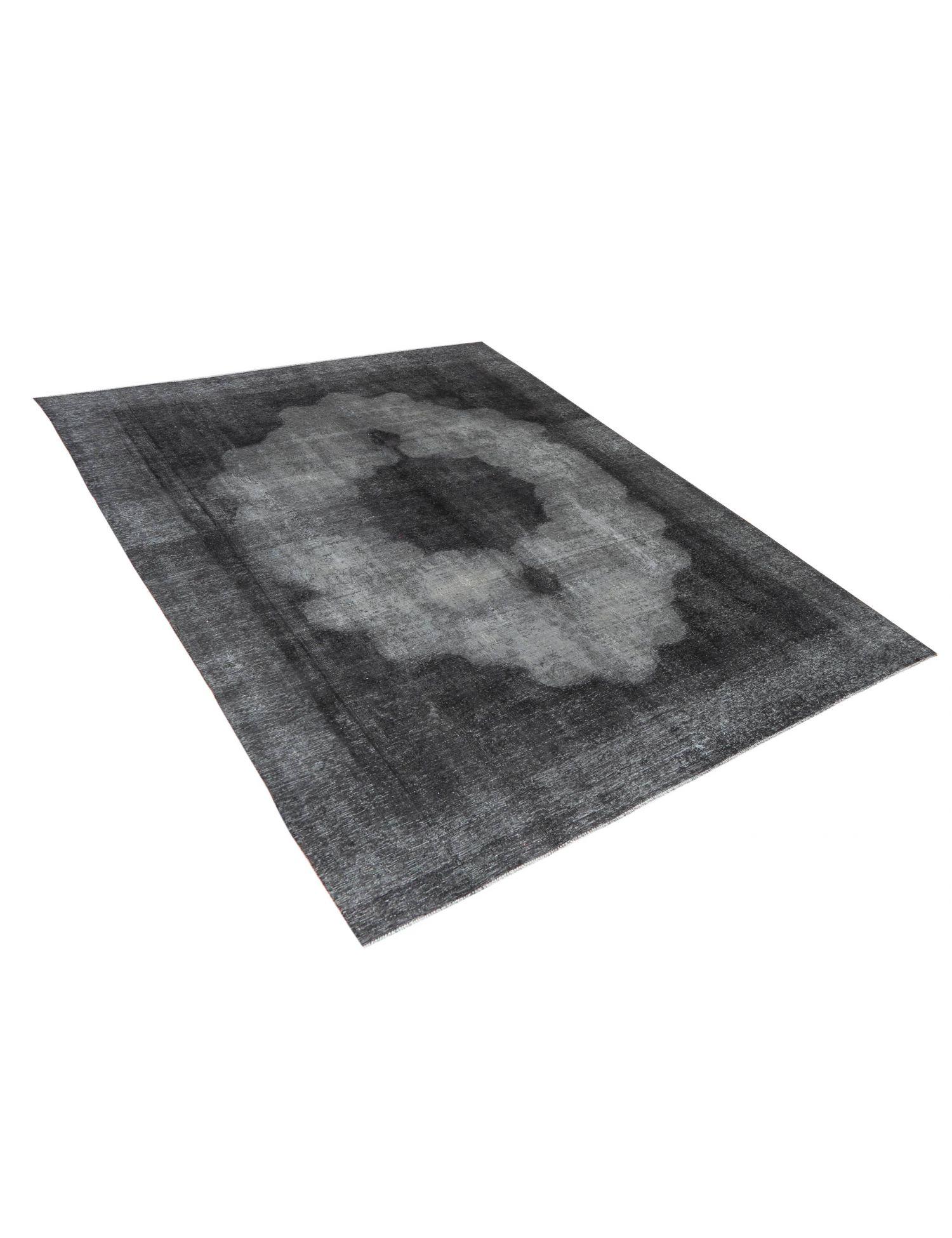 Vintage Teppich  schwarz <br/>358 x 268 cm