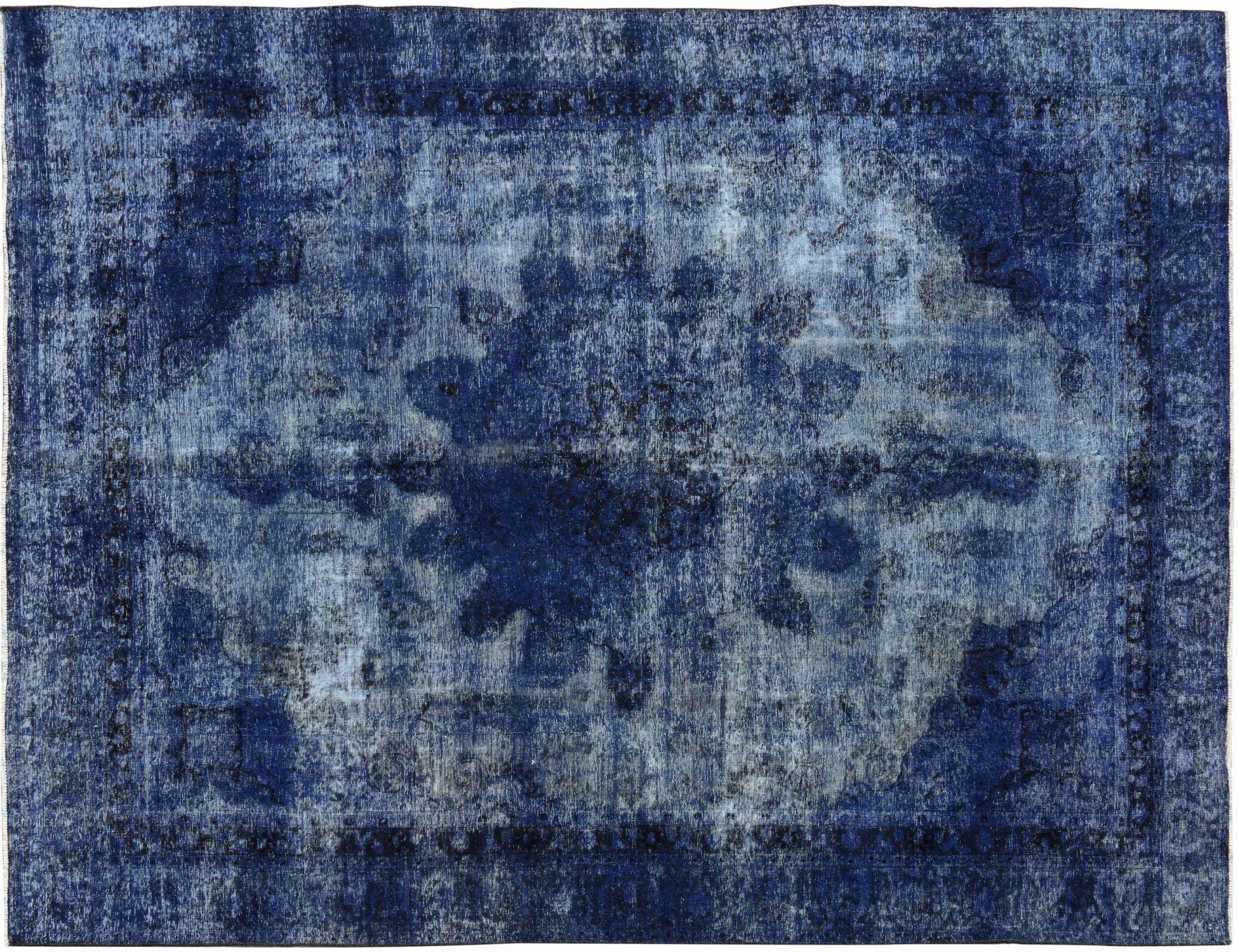 Vintage Teppich  blau <br/>363 x 268 cm