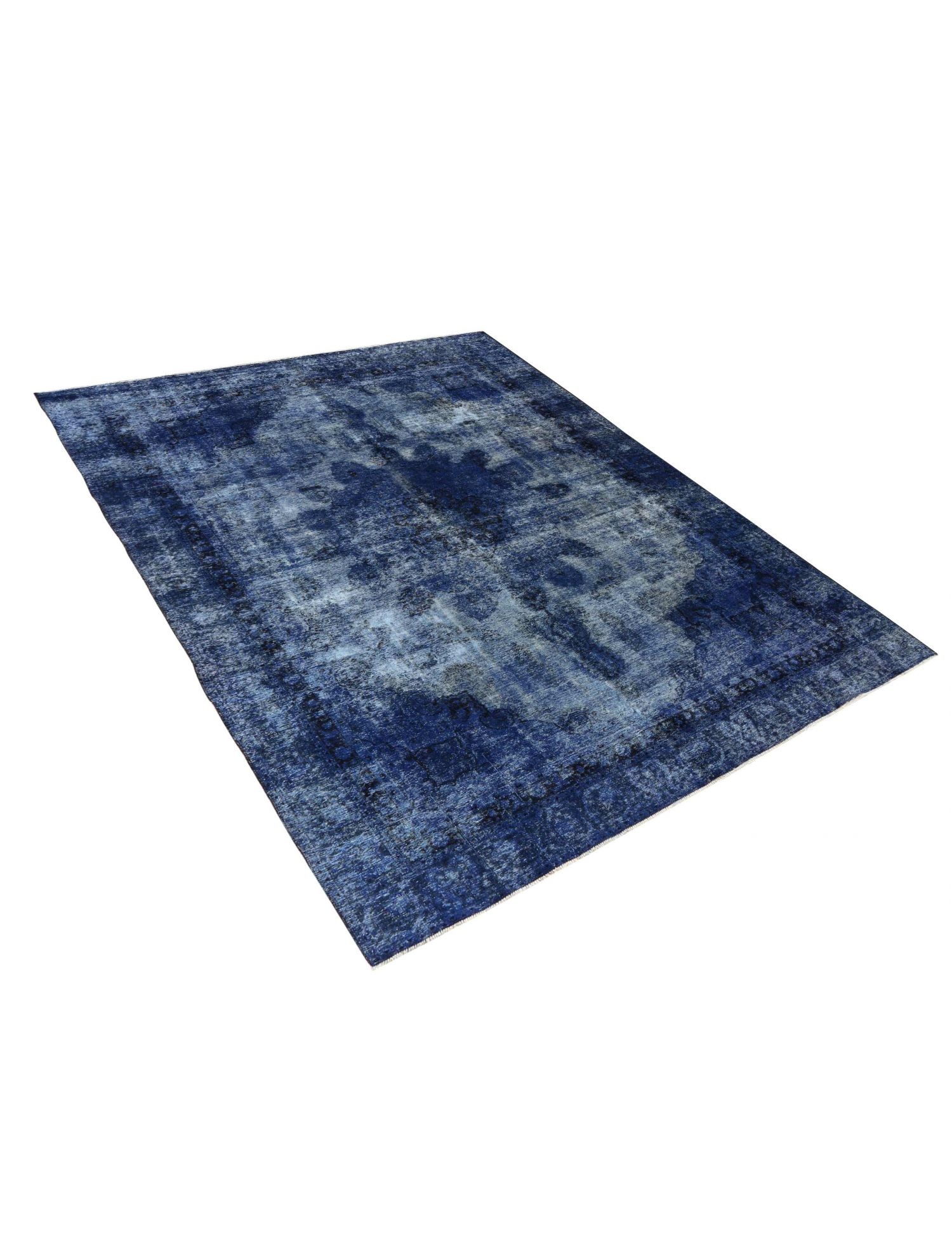 Tappeto Vintage  blu <br/>363 x 268 cm