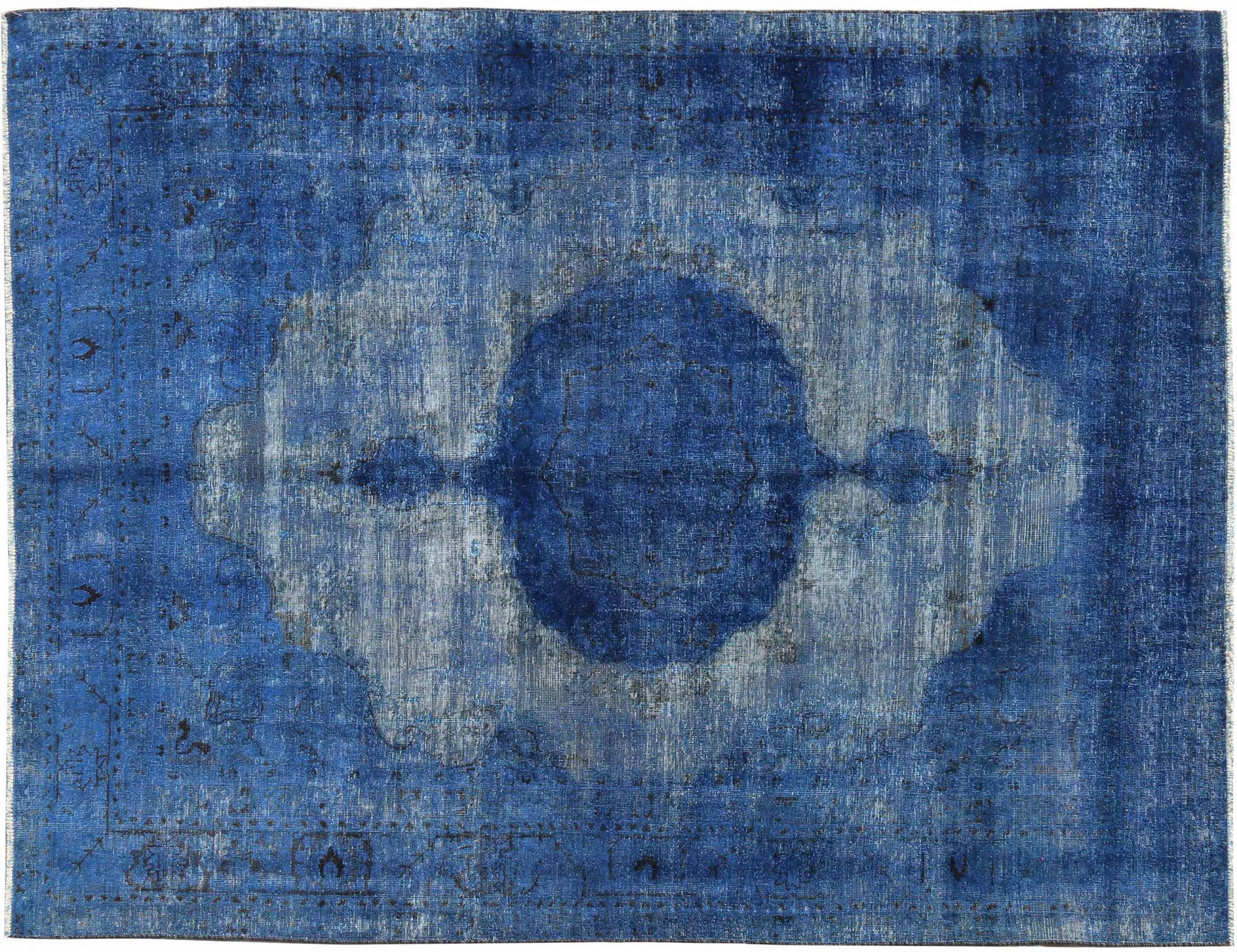 Vintage Teppich  blau <br/>278 x 174 cm