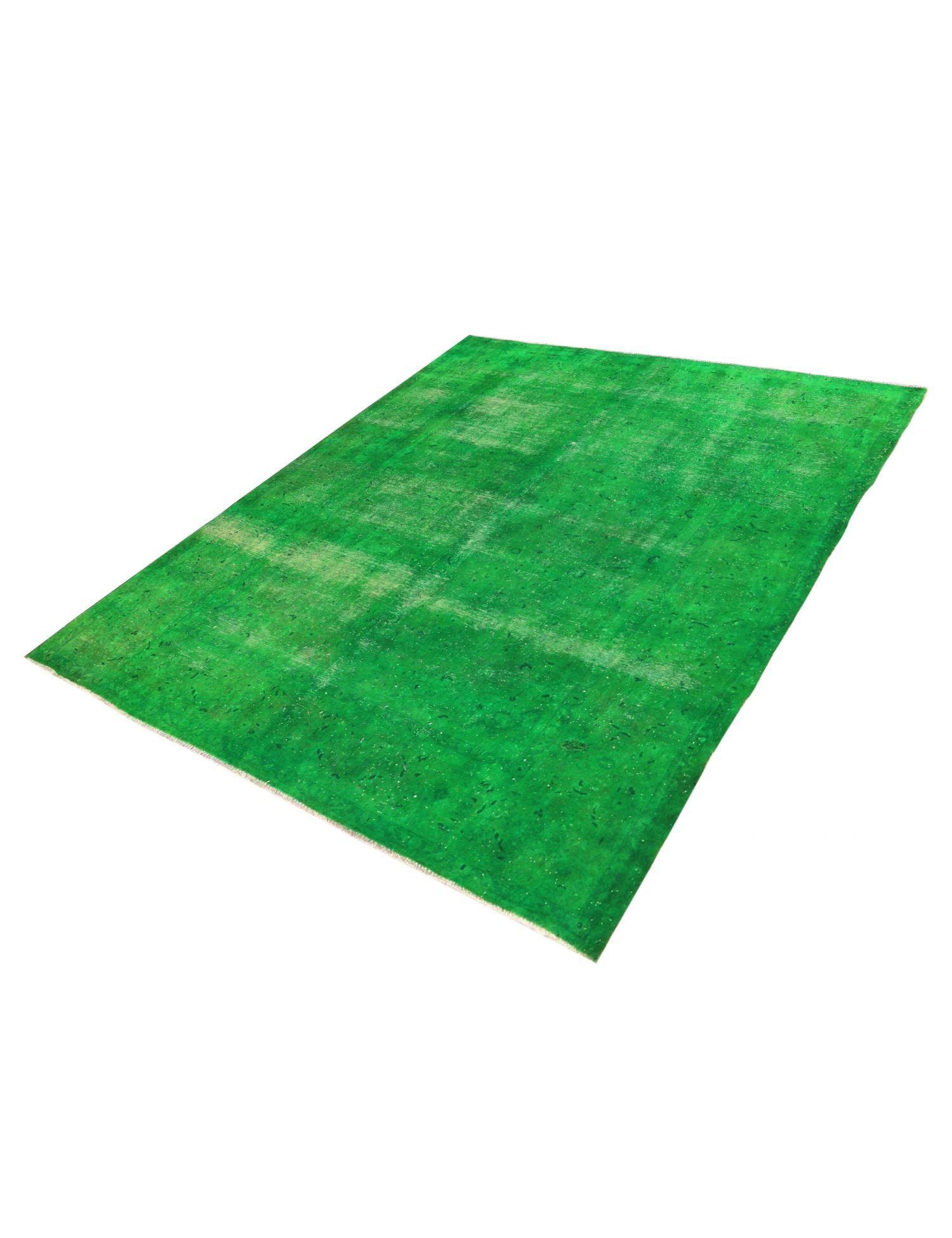 Tappeto Vintage  verde <br/>279 x 244 cm