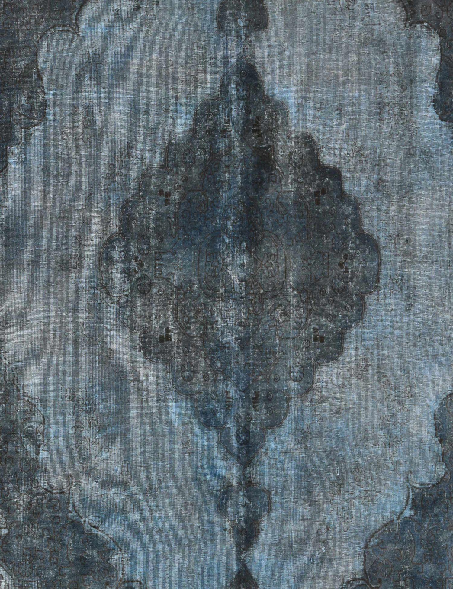 Tappeto Vintage  blu <br/>378 x 290 cm