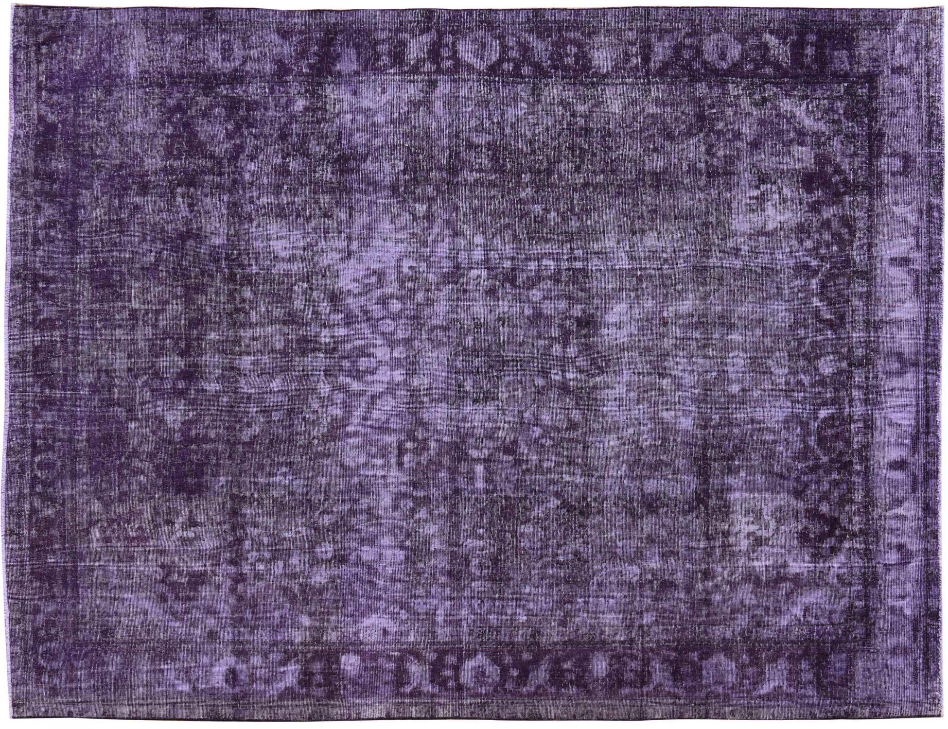 Tappeto Vintage  viola <br/>390 x 293 cm